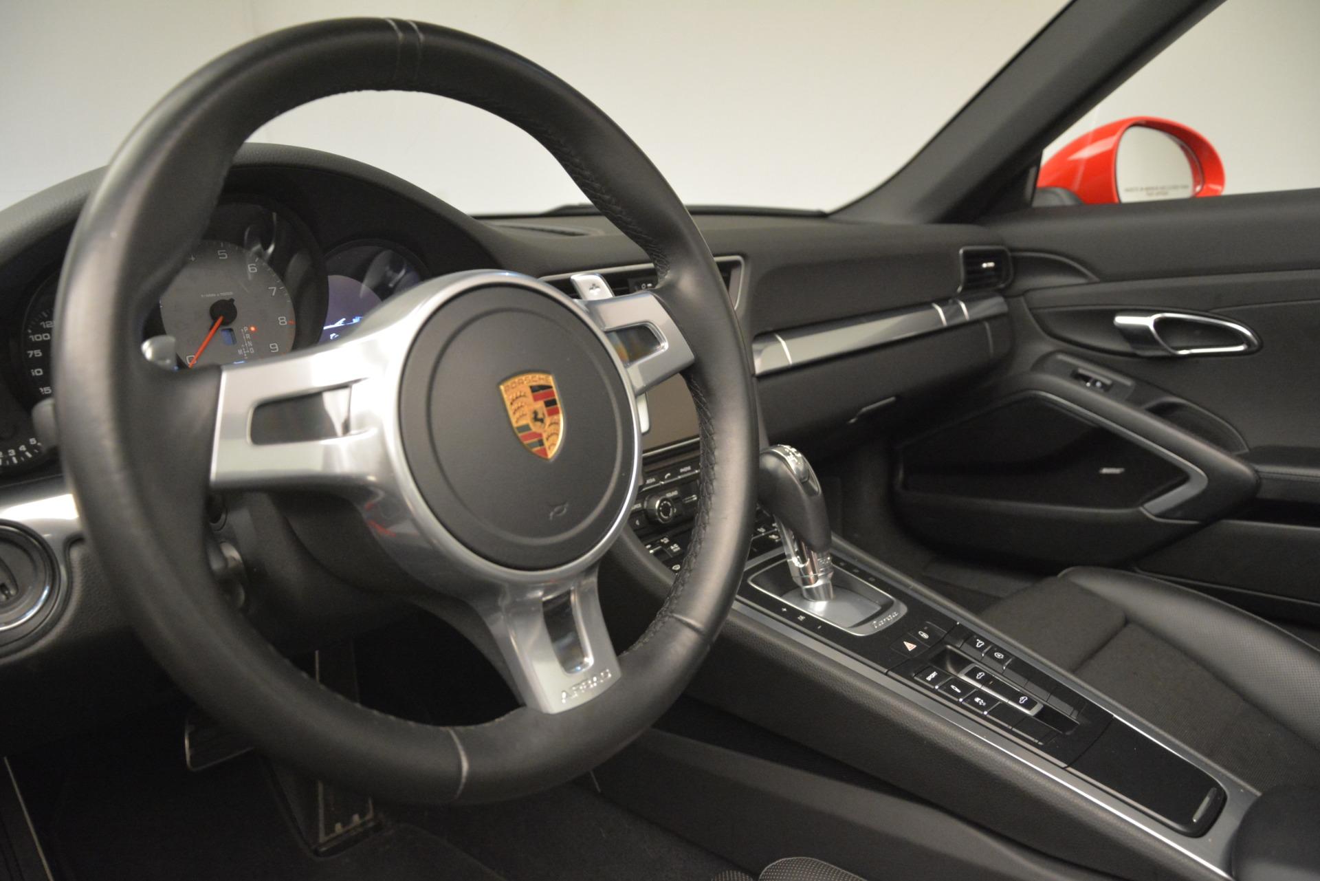 Used 2016 Porsche 911 Targa 4S For Sale In Westport, CT 3077_p32