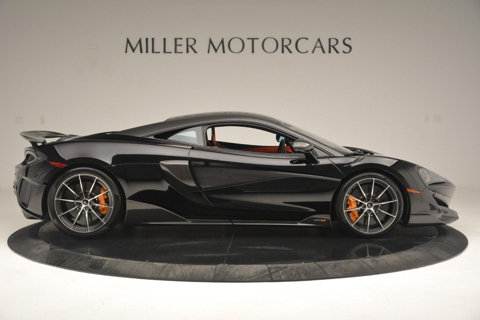 New 2019 McLaren 600LT Coupe For Sale In Westport, CT 3081_p10