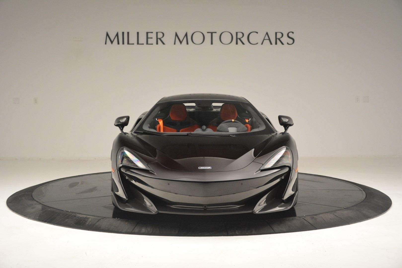 New 2019 McLaren 600LT Coupe For Sale In Westport, CT 3081_p13