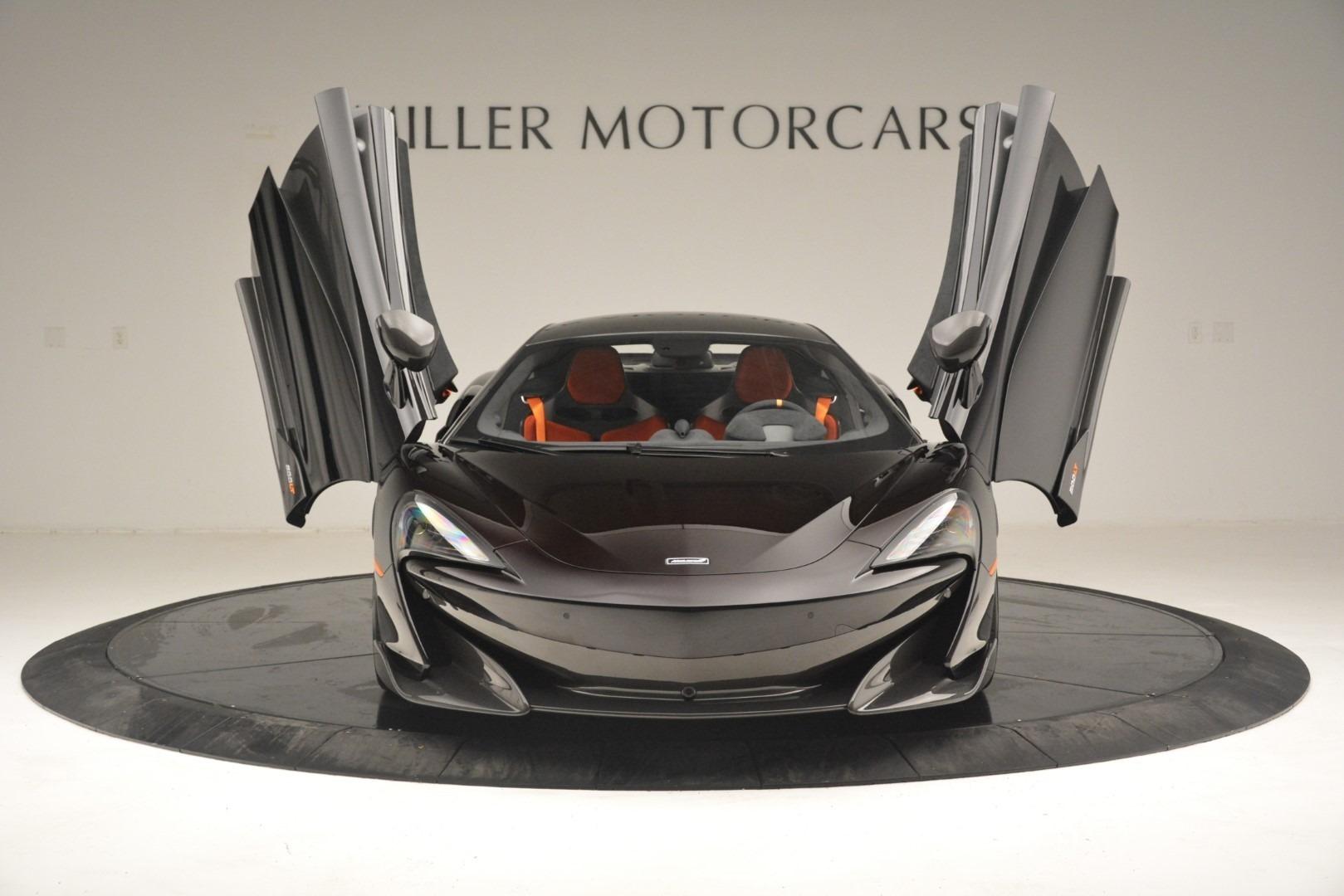 New 2019 McLaren 600LT Coupe For Sale In Westport, CT 3081_p14