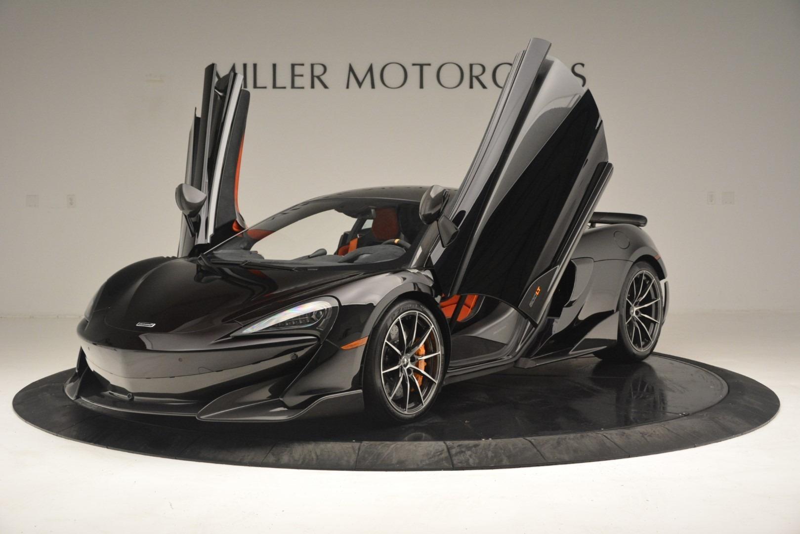New 2019 McLaren 600LT Coupe For Sale In Westport, CT 3081_p15