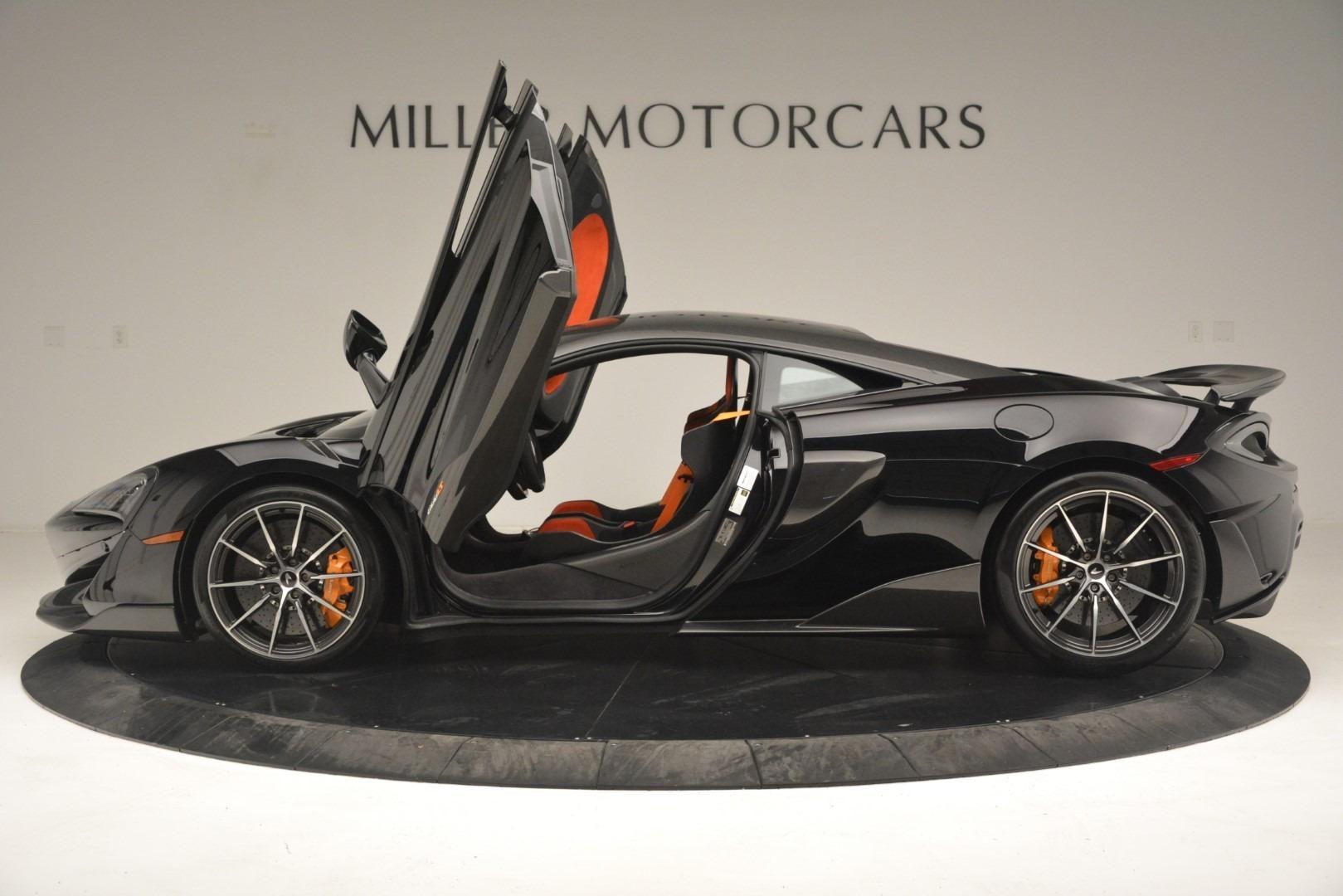 New 2019 McLaren 600LT Coupe For Sale In Westport, CT 3081_p16
