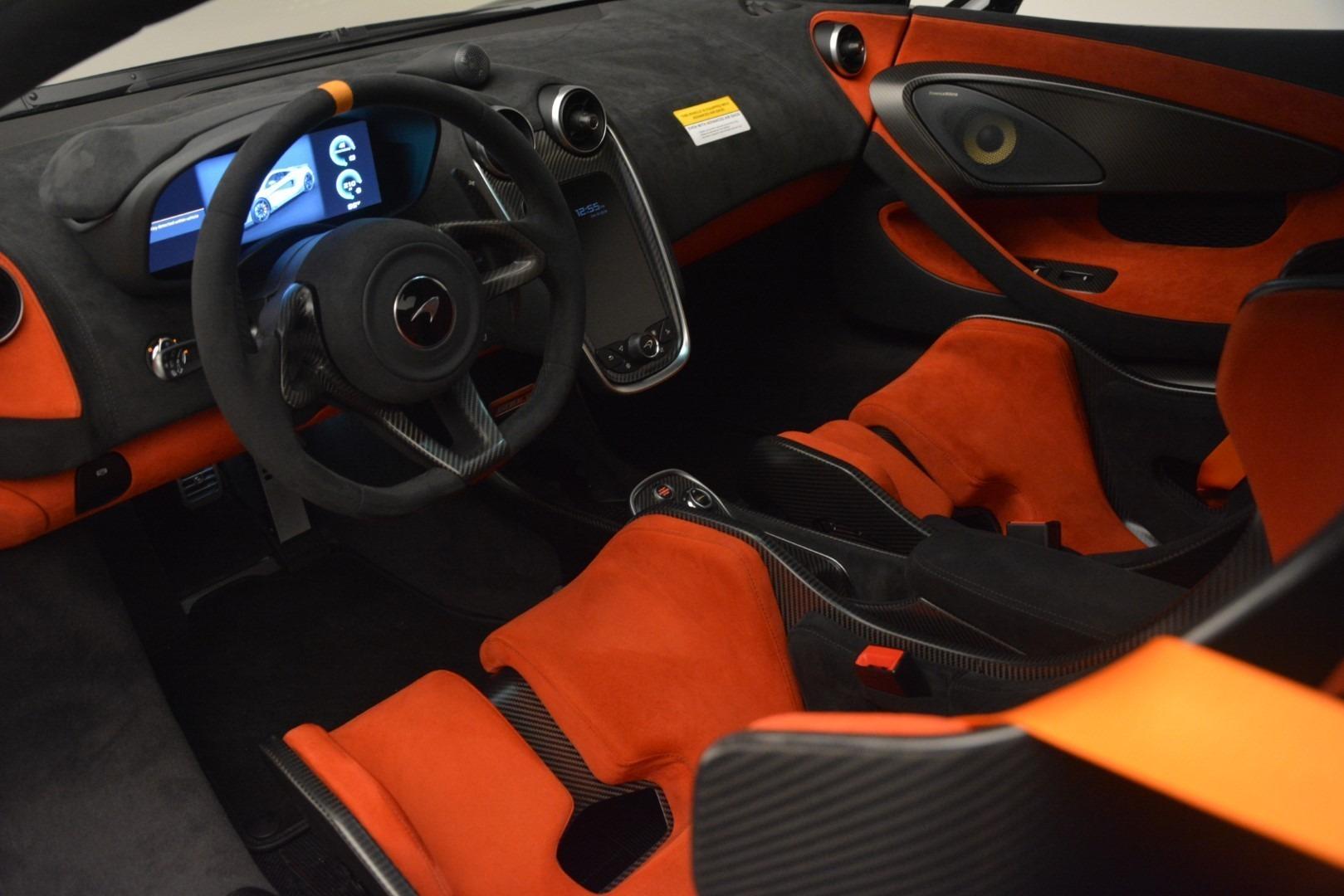 New 2019 McLaren 600LT Coupe For Sale In Westport, CT 3081_p18