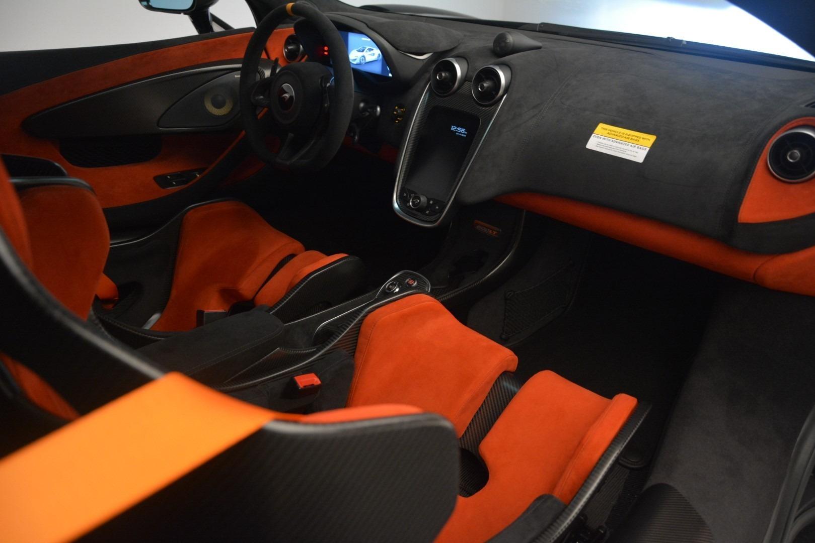 New 2019 McLaren 600LT Coupe For Sale In Westport, CT 3081_p21
