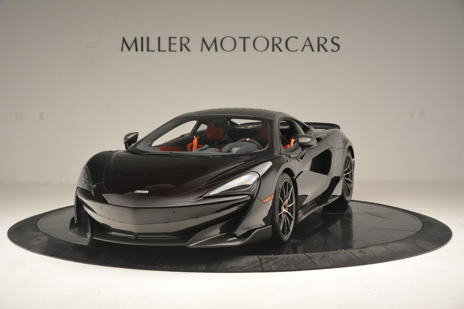 New 2019 McLaren 600LT Coupe For Sale In Westport, CT 3081_p2