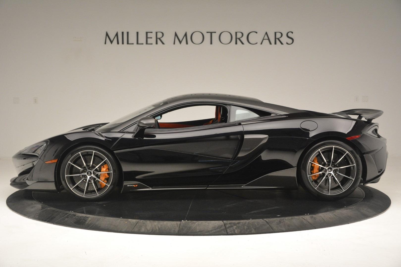 New 2019 McLaren 600LT Coupe For Sale In Westport, CT 3081_p4
