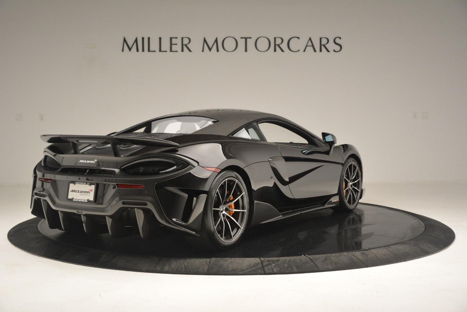 New 2019 McLaren 600LT Coupe For Sale In Westport, CT 3081_p8