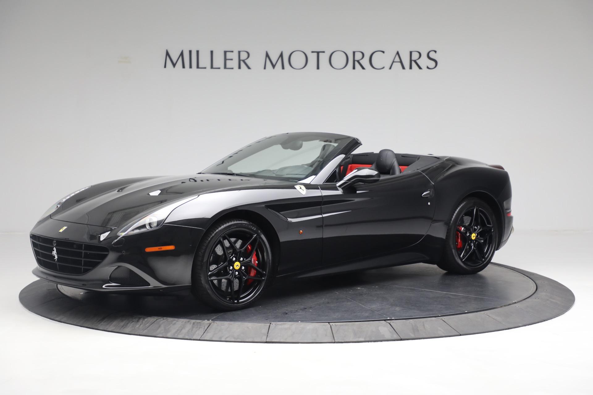 Used 2016 Ferrari California T  For Sale In Westport, CT 3082_p2