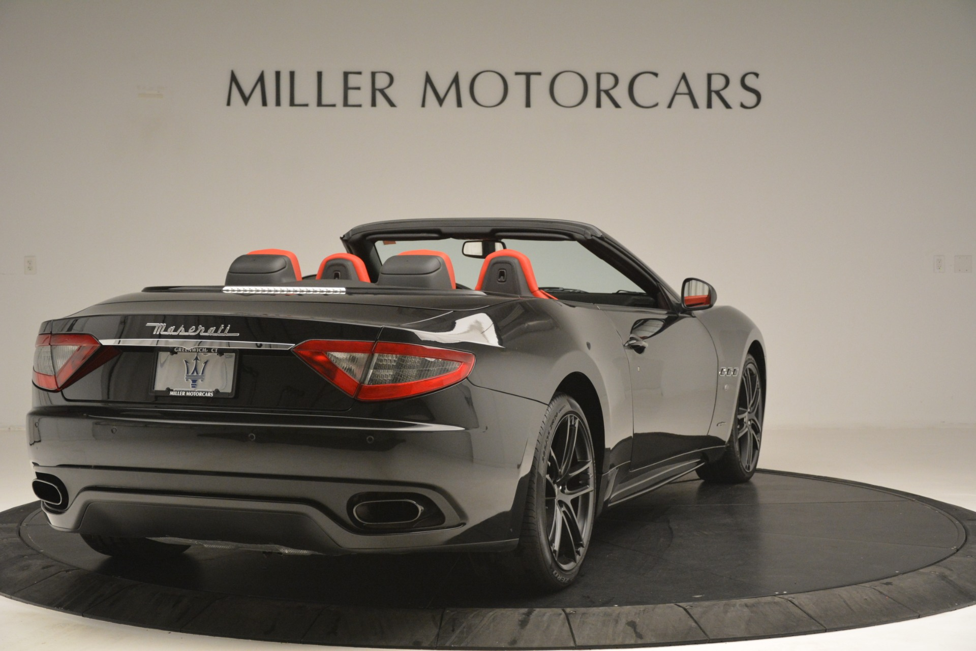 Used 2015 Maserati GranTurismo Sport For Sale In Westport, CT 3085_p13