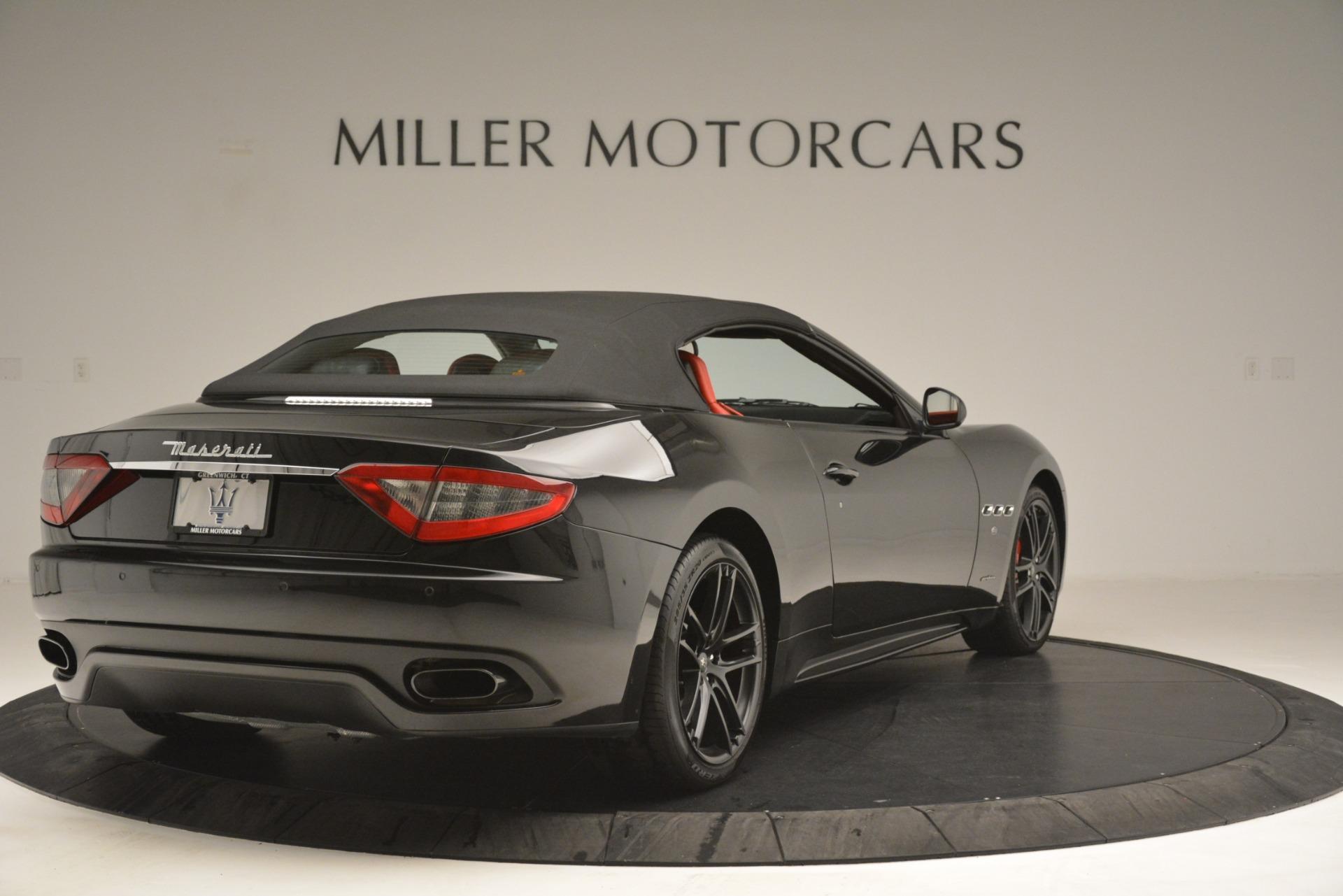 Used 2015 Maserati GranTurismo Sport For Sale In Westport, CT 3085_p14