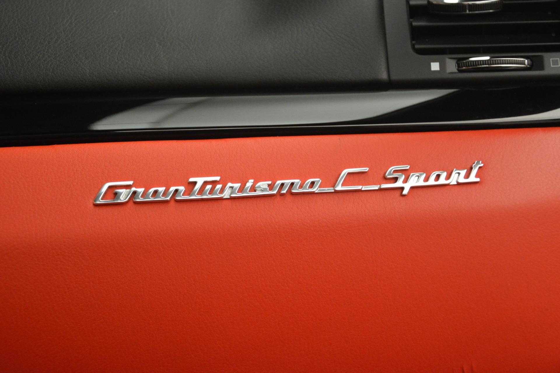 Used 2015 Maserati GranTurismo Sport For Sale In Westport, CT 3085_p40