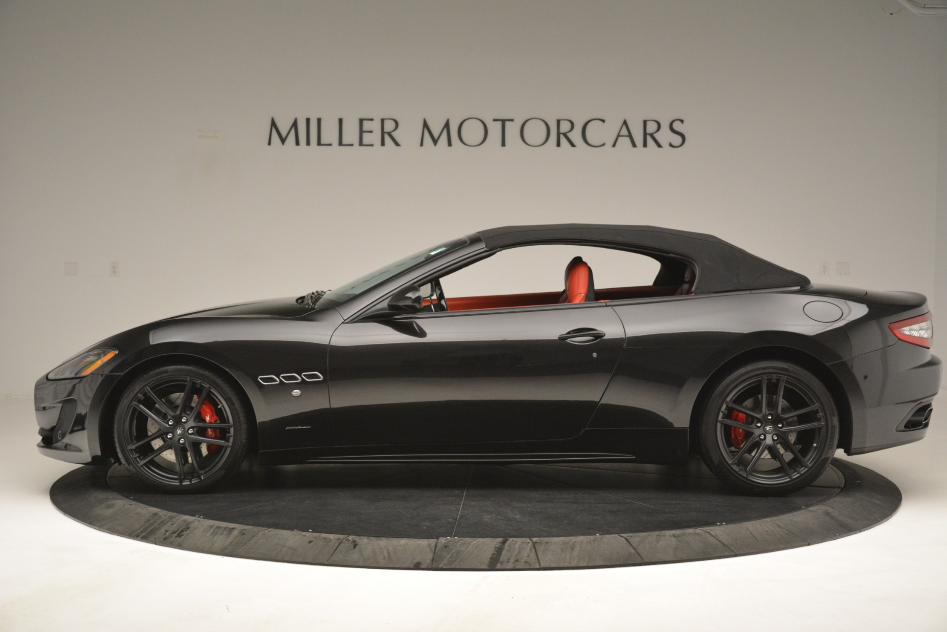 Used 2015 Maserati GranTurismo Sport For Sale In Westport, CT 3085_p6
