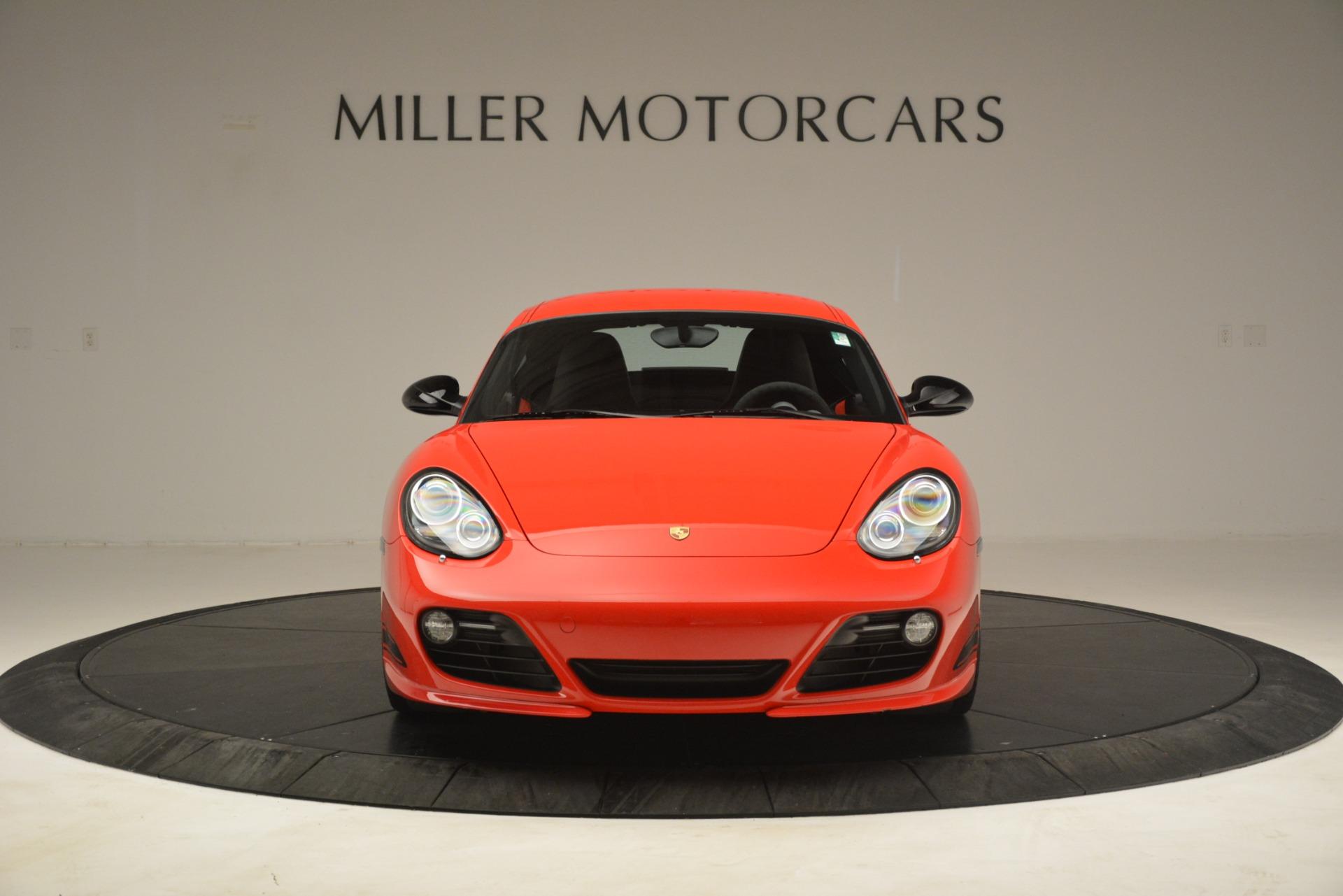 Used 2012 Porsche Cayman R For Sale In Westport, CT 3087_p12