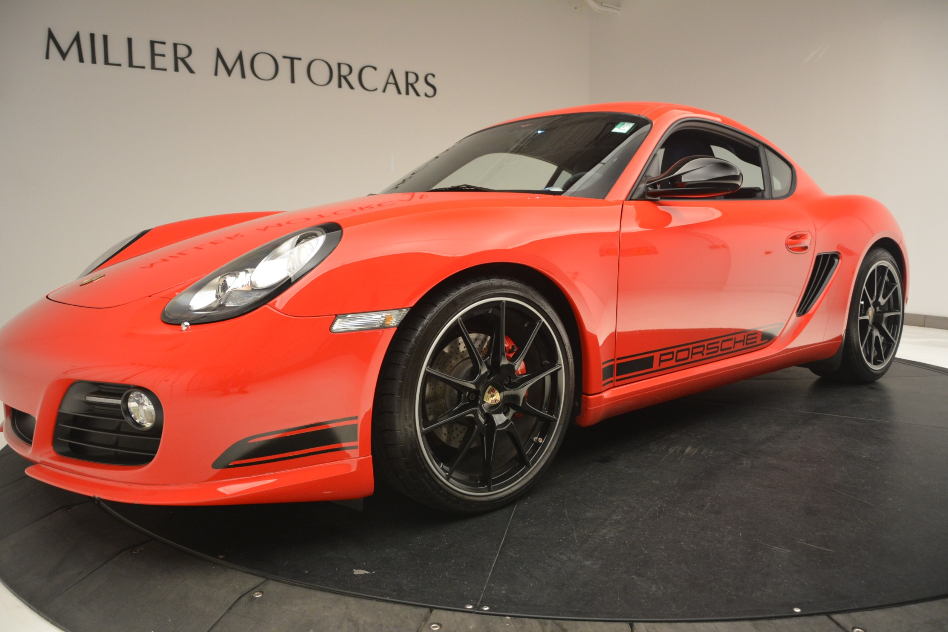 Used 2012 Porsche Cayman R For Sale In Westport, CT 3087_p14
