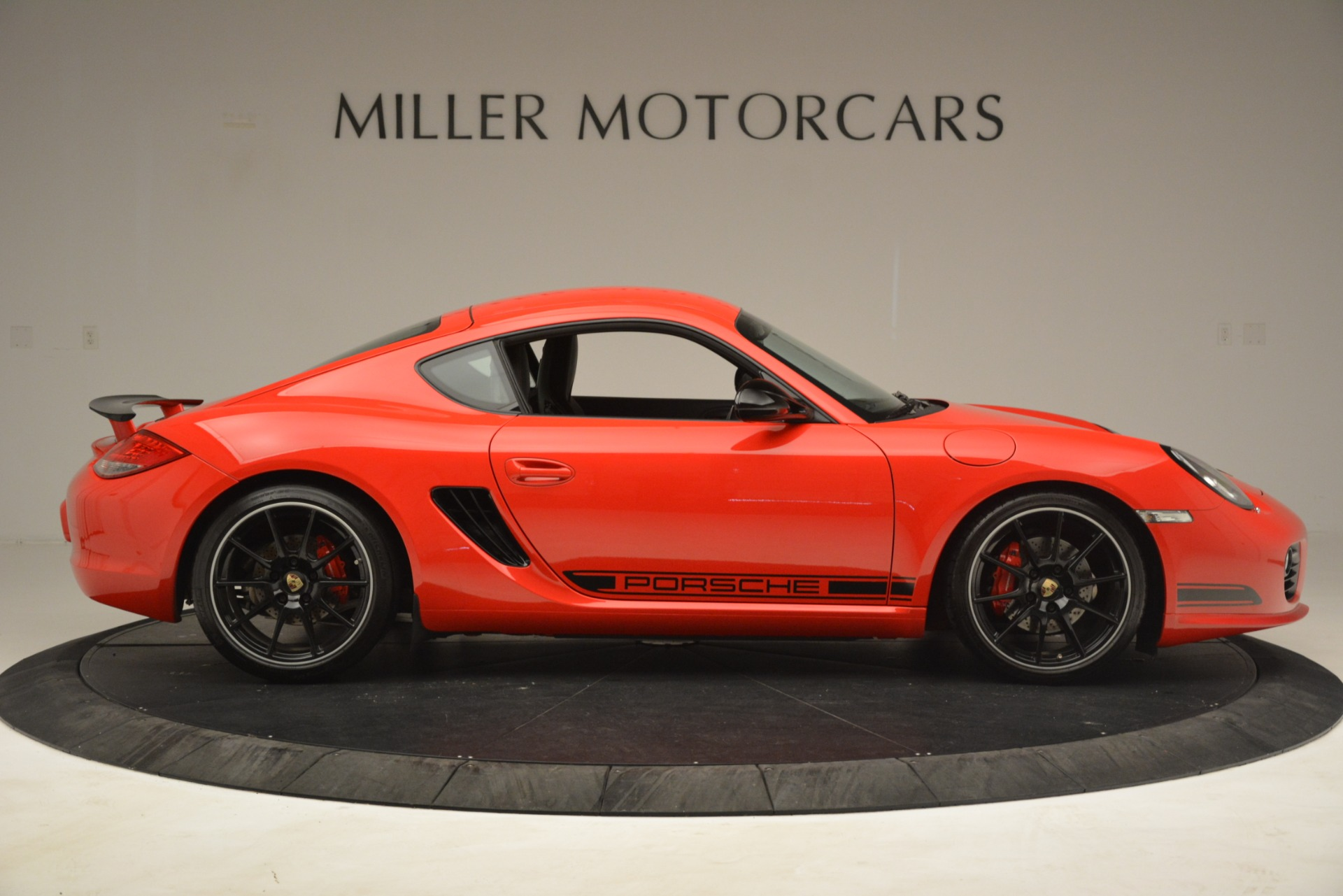 Used 2012 Porsche Cayman R For Sale In Westport, CT 3087_p9