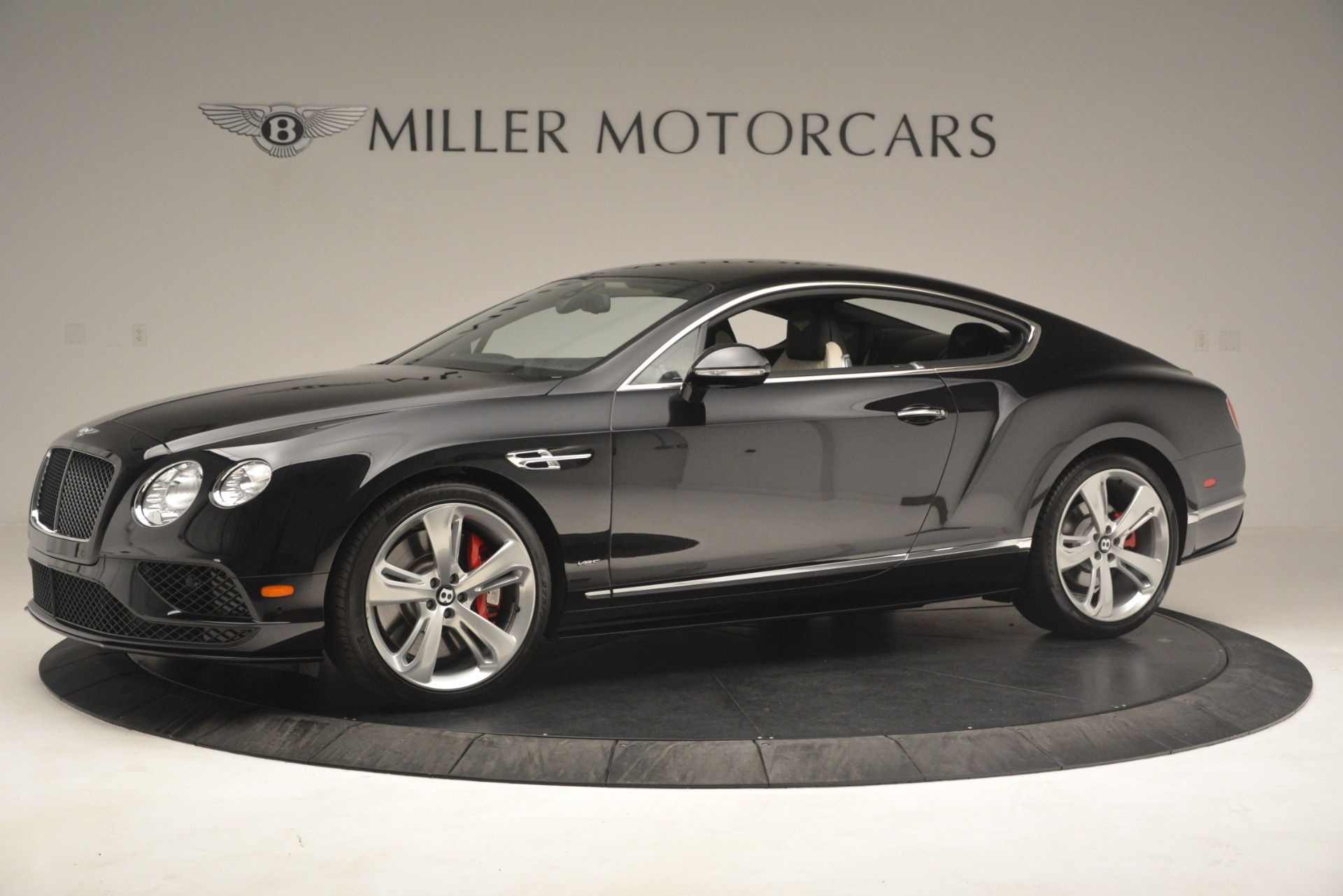 Used 2016 Bentley Continental GT V8 S For Sale In Westport, CT 3088_p2