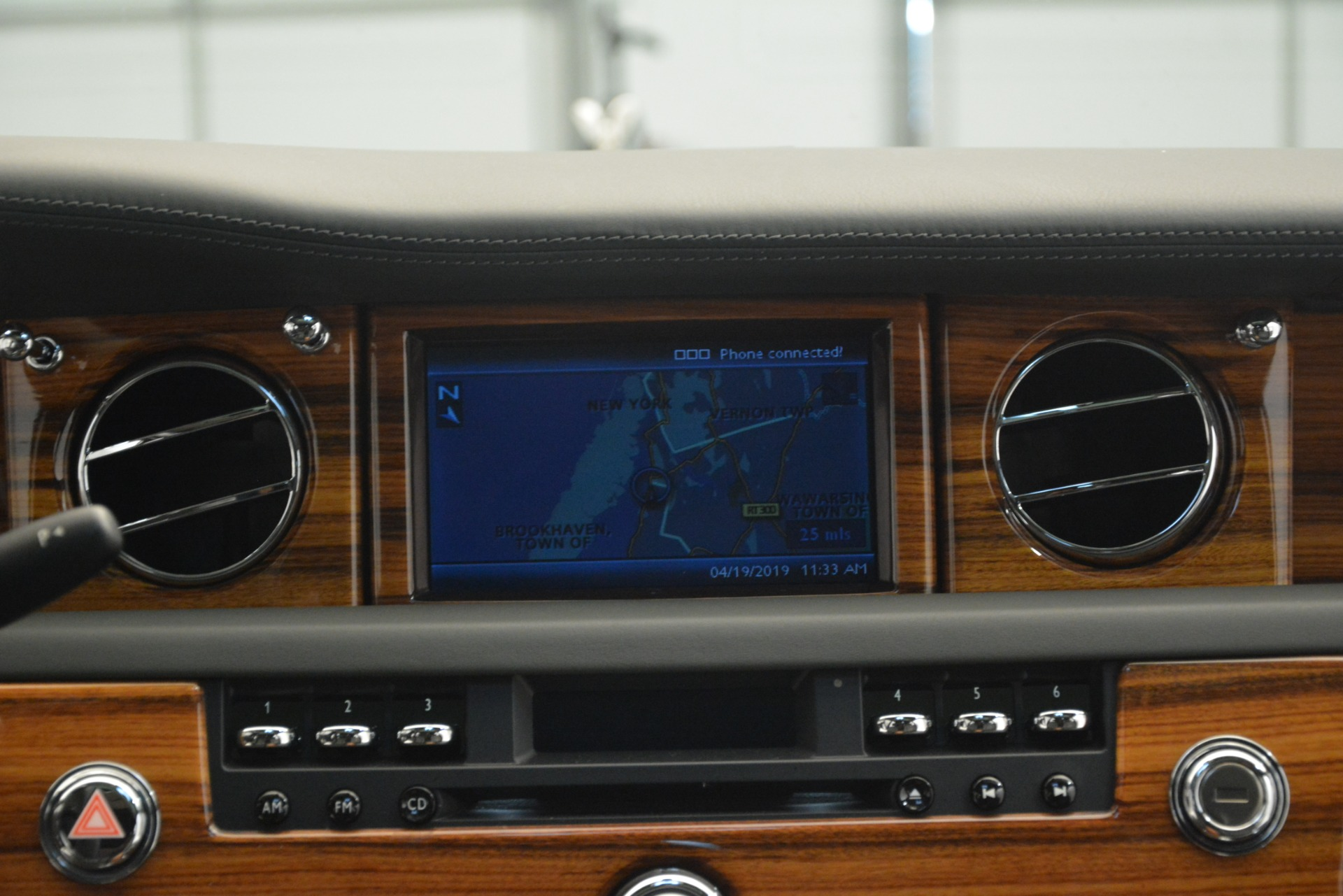 Used 2007 Rolls-Royce Phantom  For Sale In Westport, CT 3089_p33