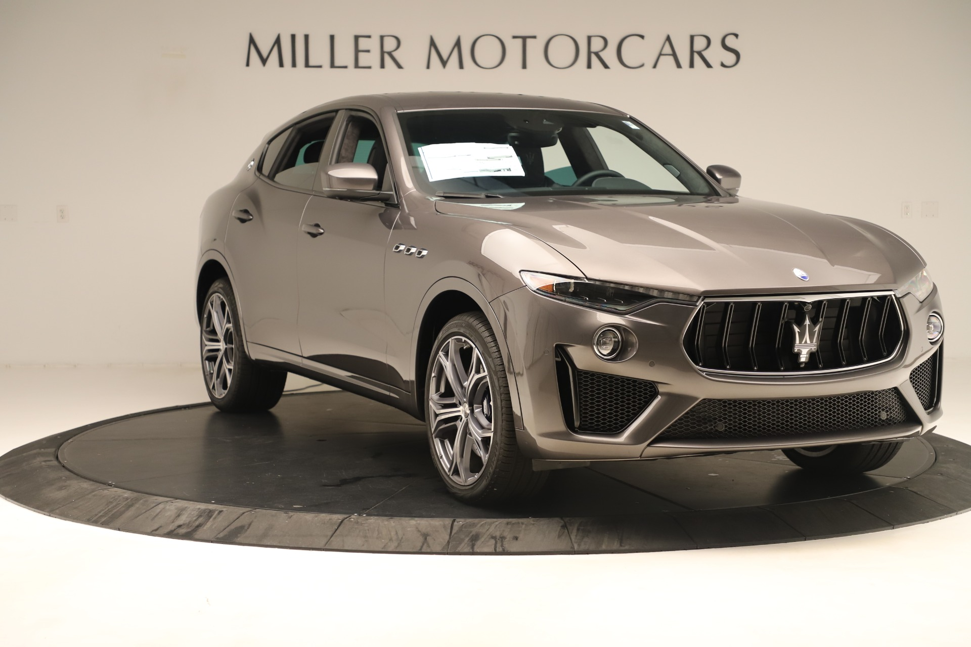 New 2019 Maserati Levante GTS For Sale In Westport, CT 3091_p11