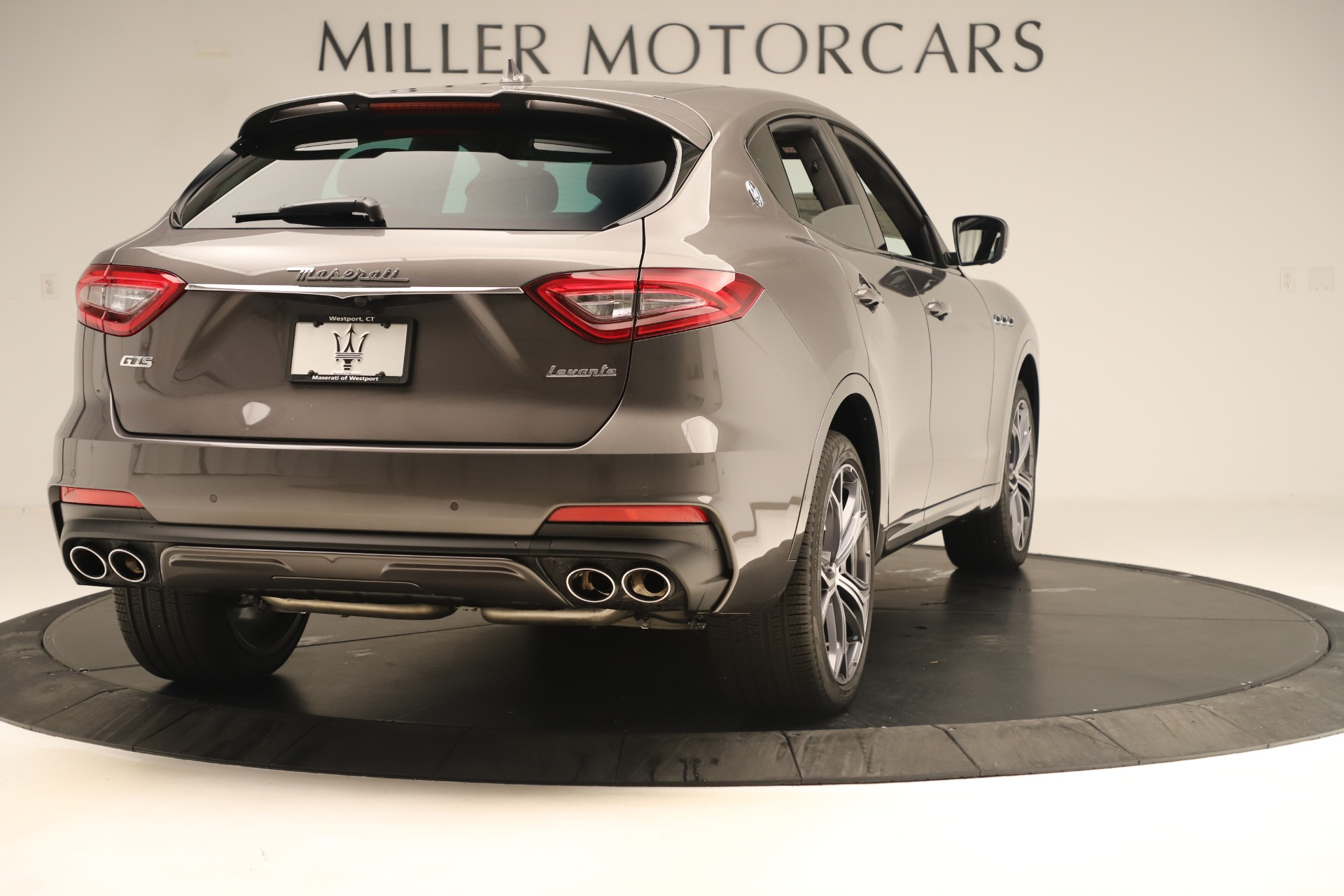 New 2019 Maserati Levante GTS For Sale In Westport, CT 3091_p7