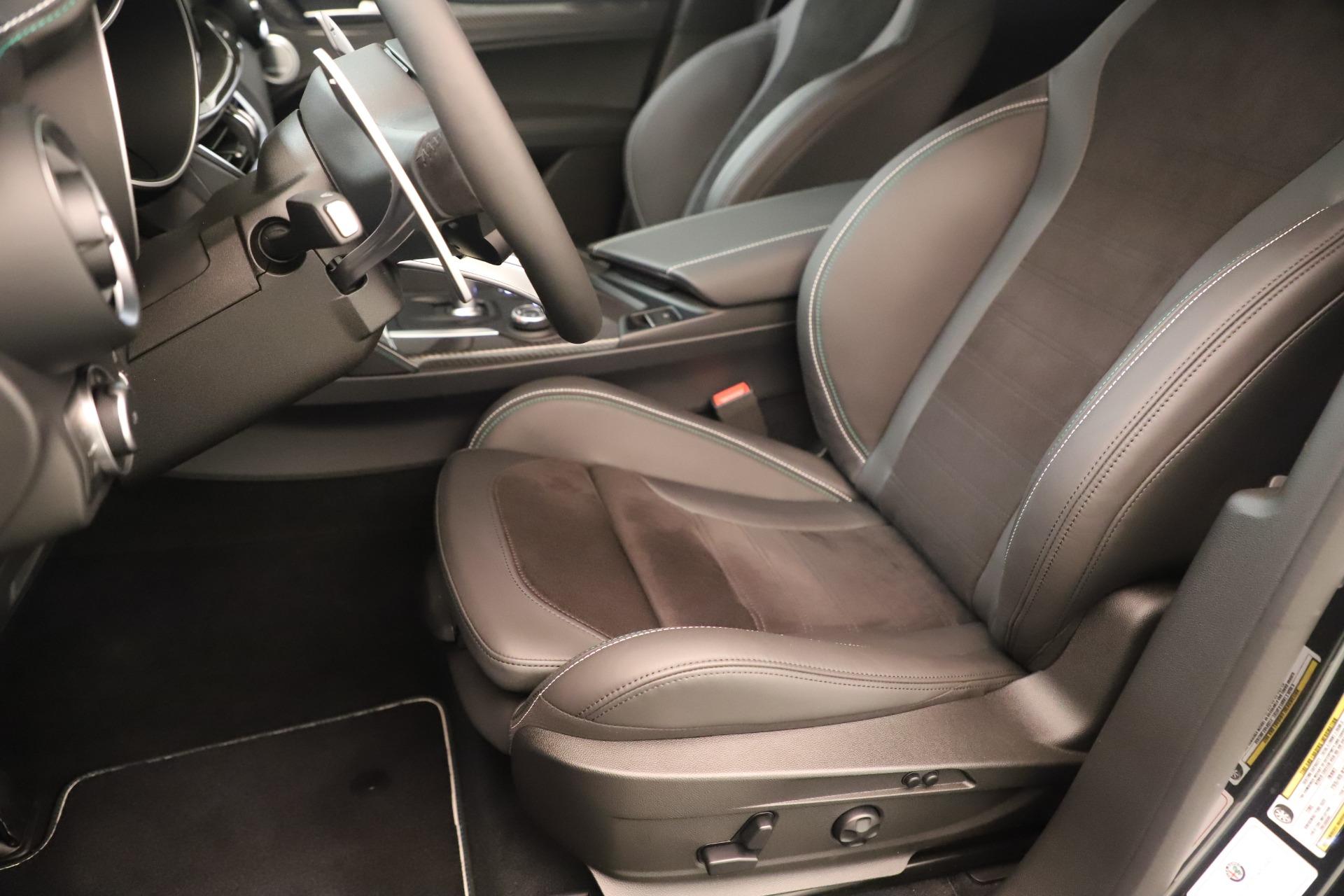 New 2019 Alfa Romeo Stelvio Quadrifoglio For Sale In Westport, CT 3093_p15