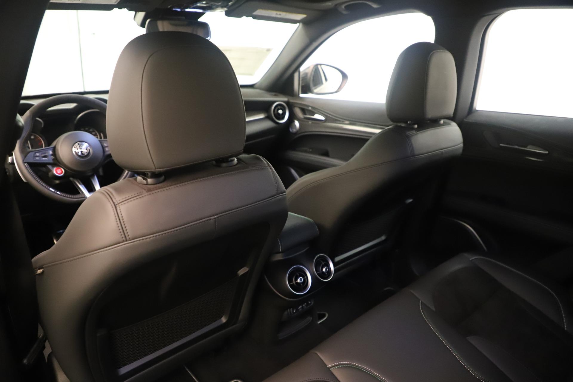 New 2019 Alfa Romeo Stelvio Quadrifoglio For Sale In Westport, CT 3093_p20
