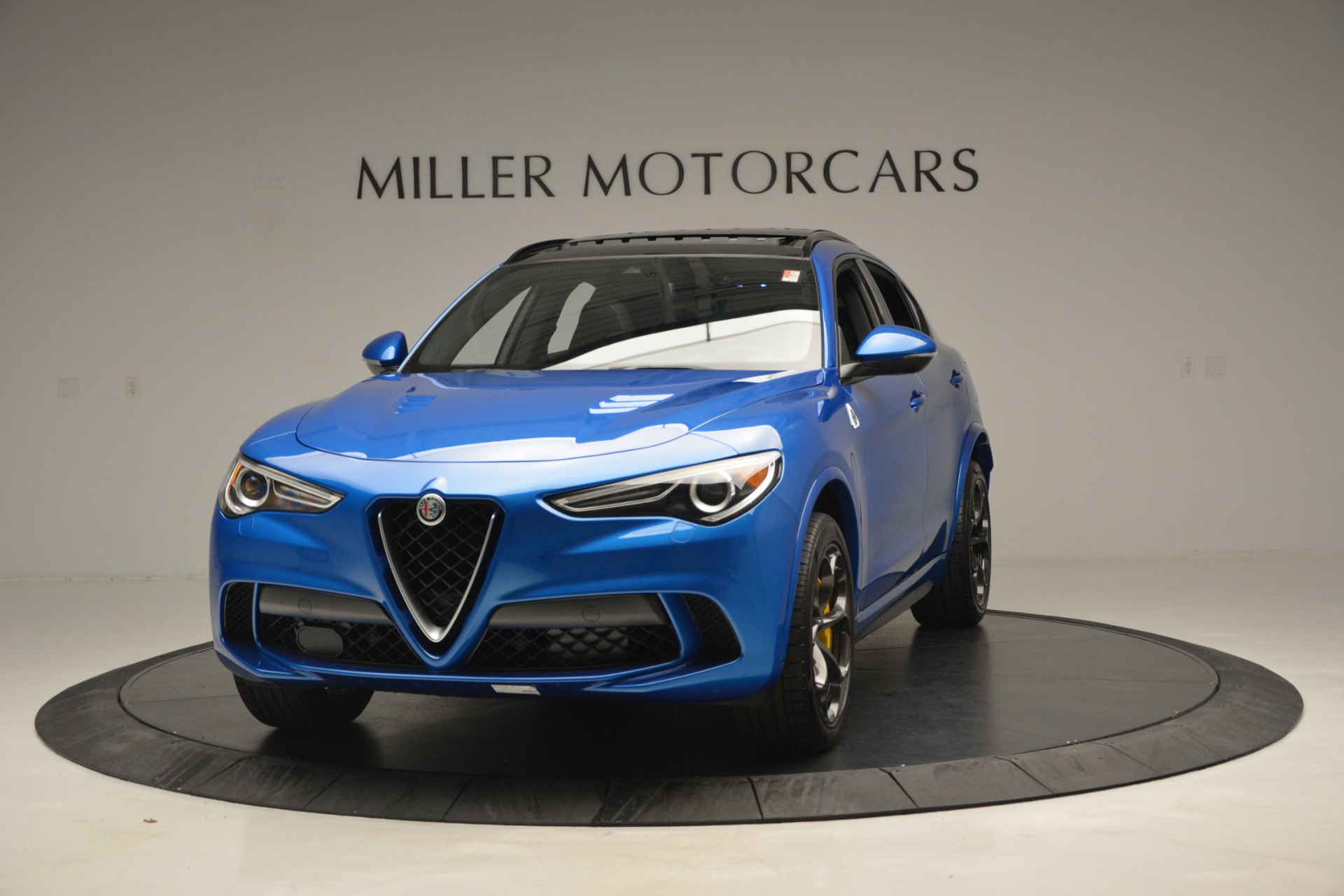 New 2019 Alfa Romeo Stelvio Quadrifoglio For Sale In Westport, CT 3094_main