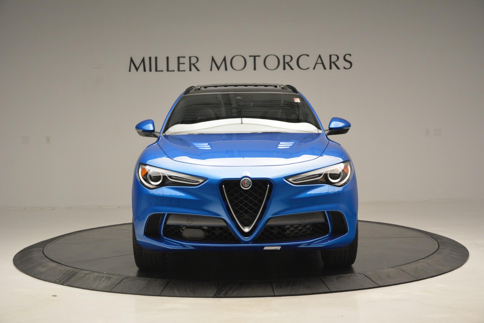 New 2019 Alfa Romeo Stelvio Quadrifoglio For Sale In Westport, CT 3094_p19