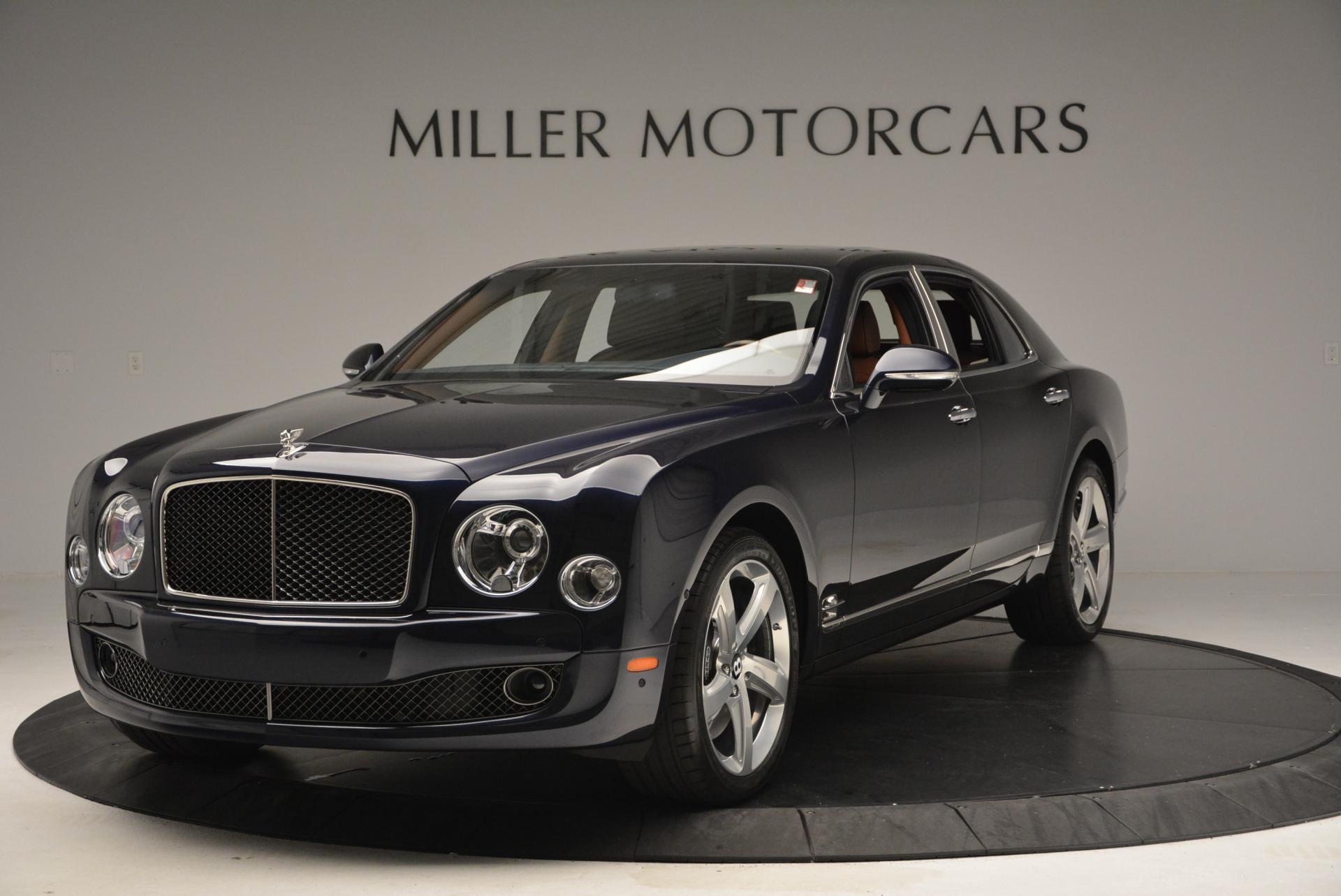 Used 2016 Bentley Mulsanne Speed For Sale In Westport, CT 31_main