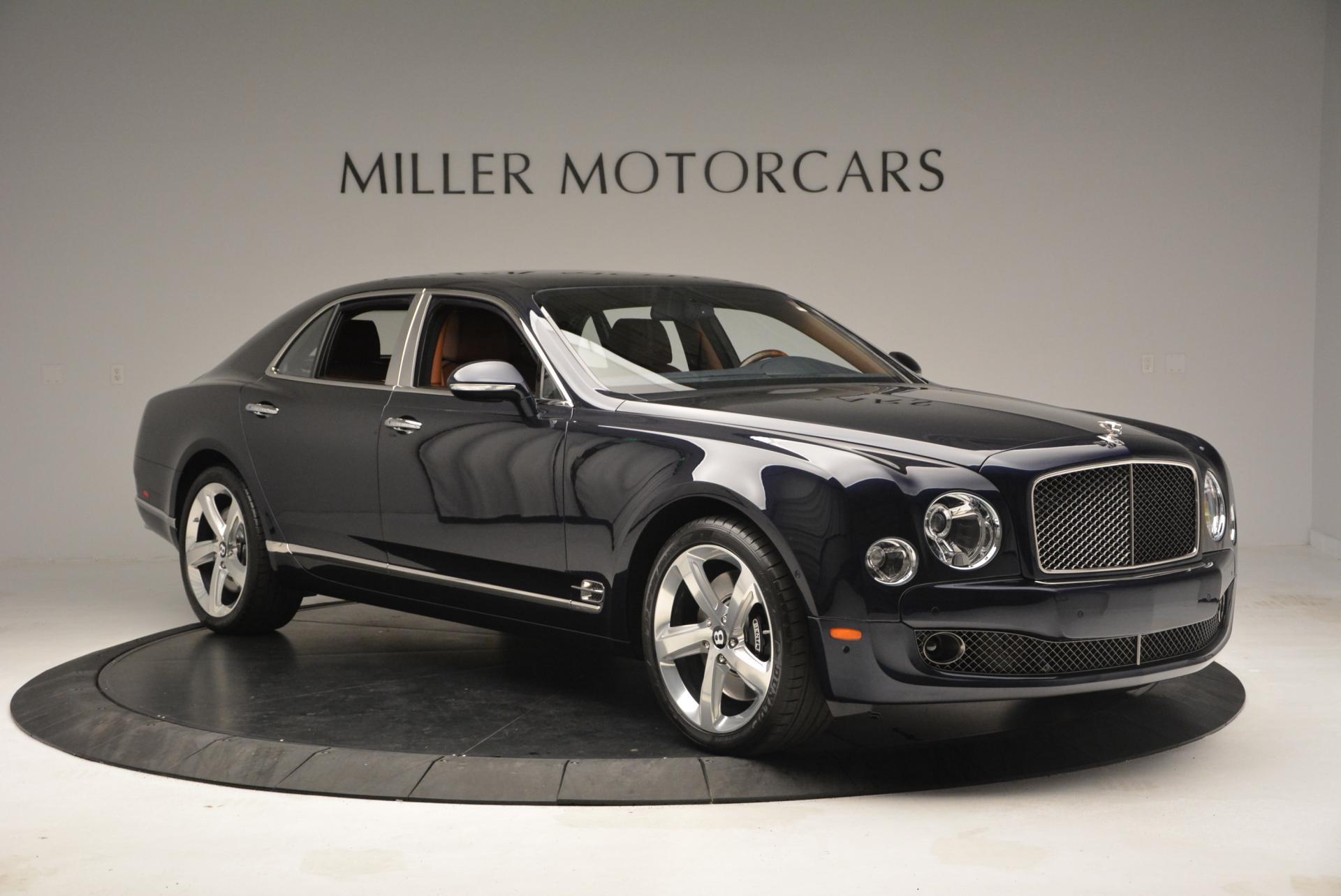 Used 2016 Bentley Mulsanne Speed For Sale In Westport, CT 31_p10