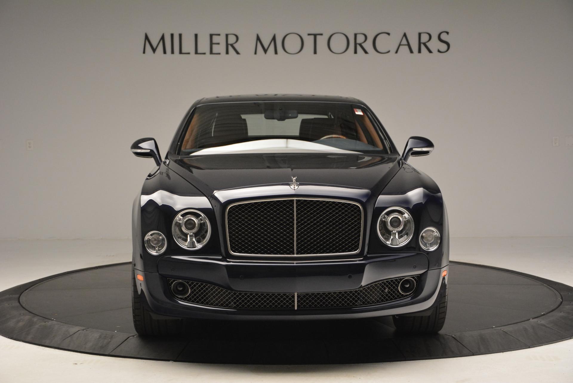 Used 2016 Bentley Mulsanne Speed For Sale In Westport, CT 31_p11