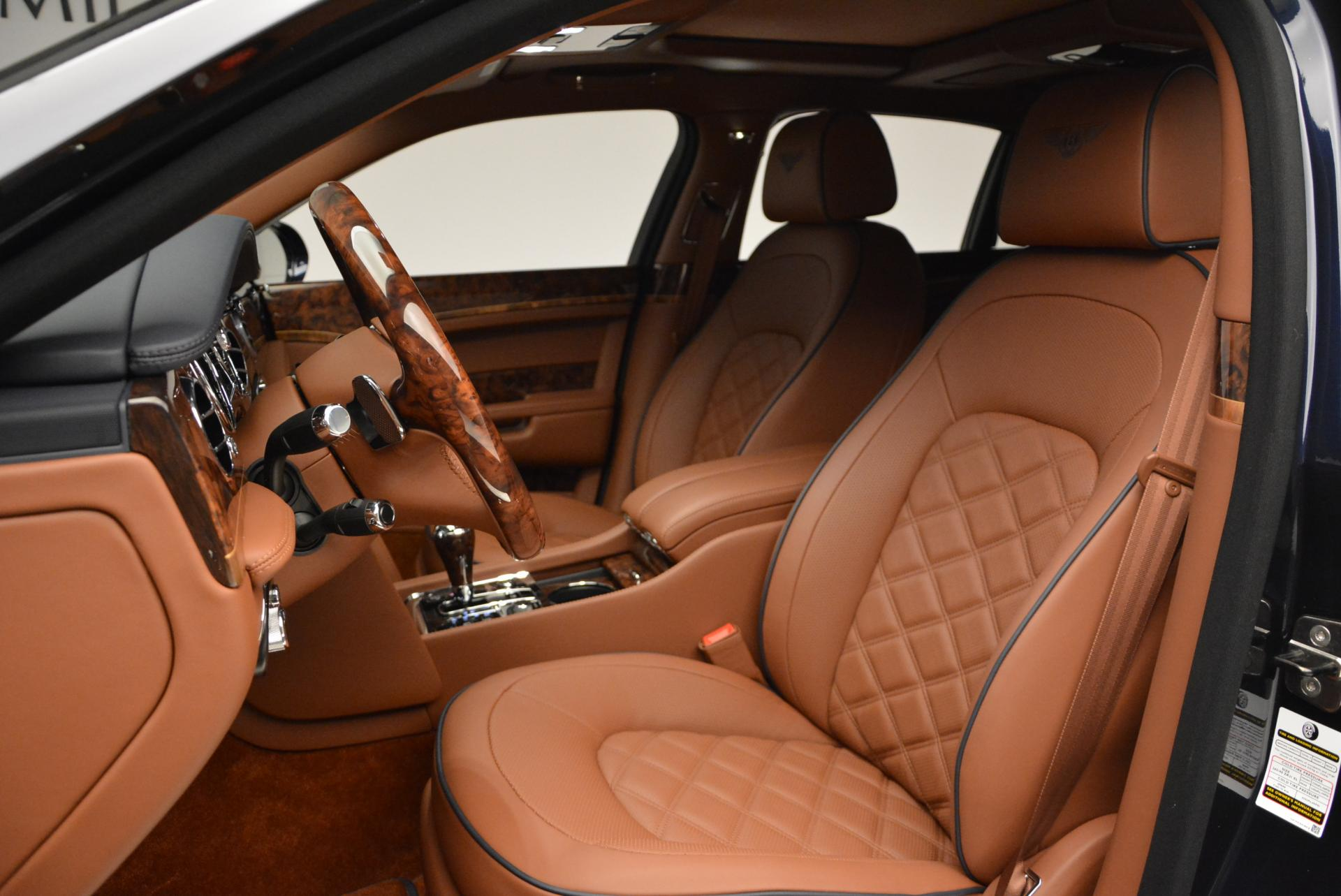 Used 2016 Bentley Mulsanne Speed For Sale In Westport, CT 31_p13