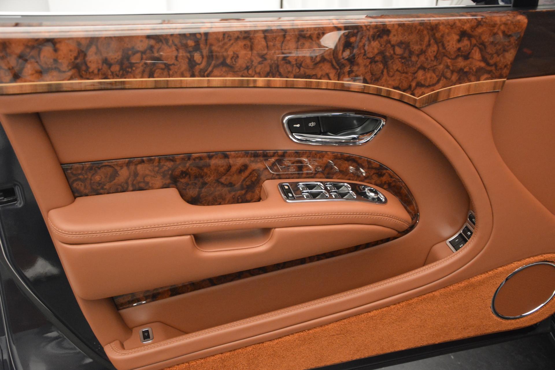 Used 2016 Bentley Mulsanne Speed For Sale In Westport, CT 31_p15