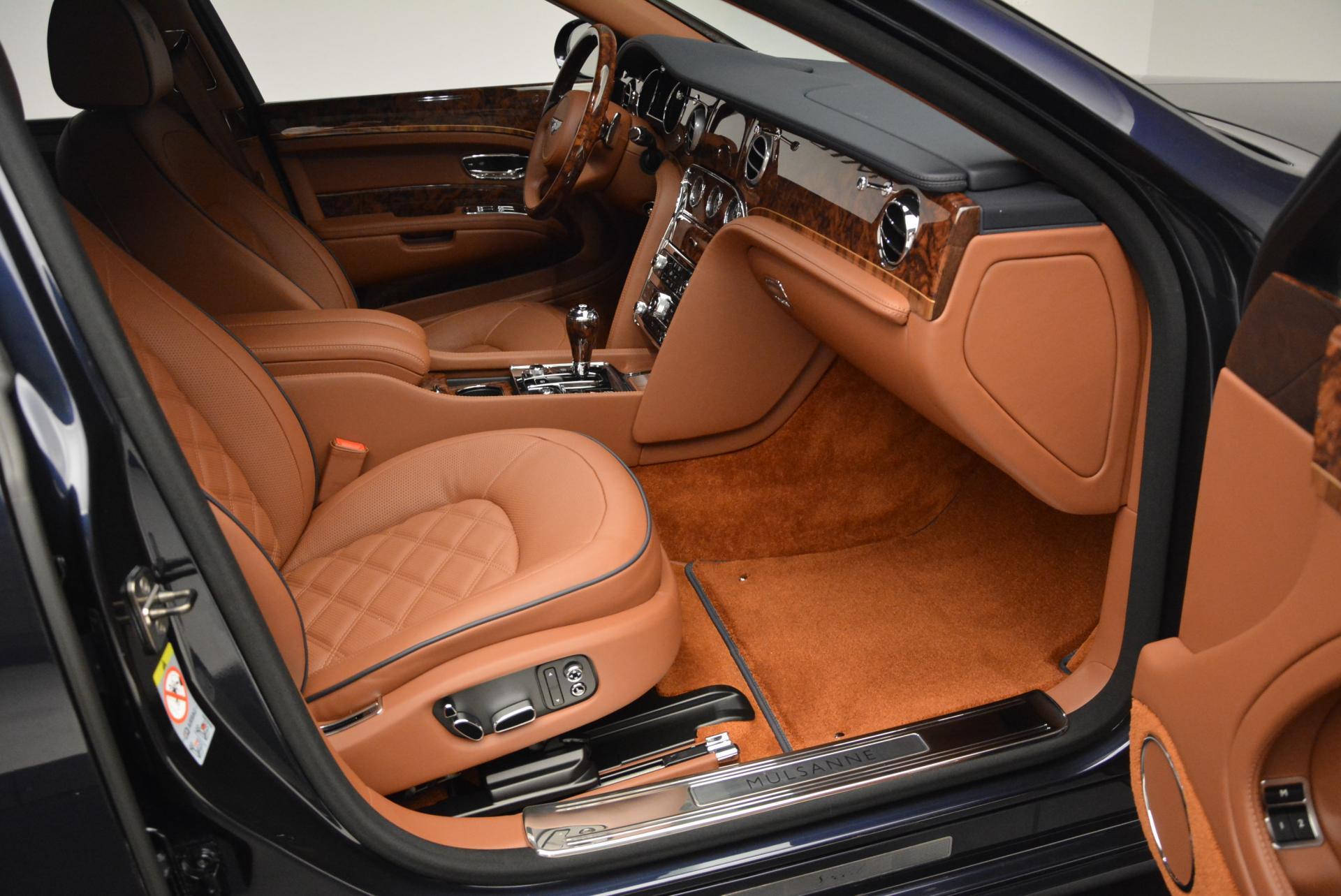 Used 2016 Bentley Mulsanne Speed For Sale In Westport, CT 31_p18