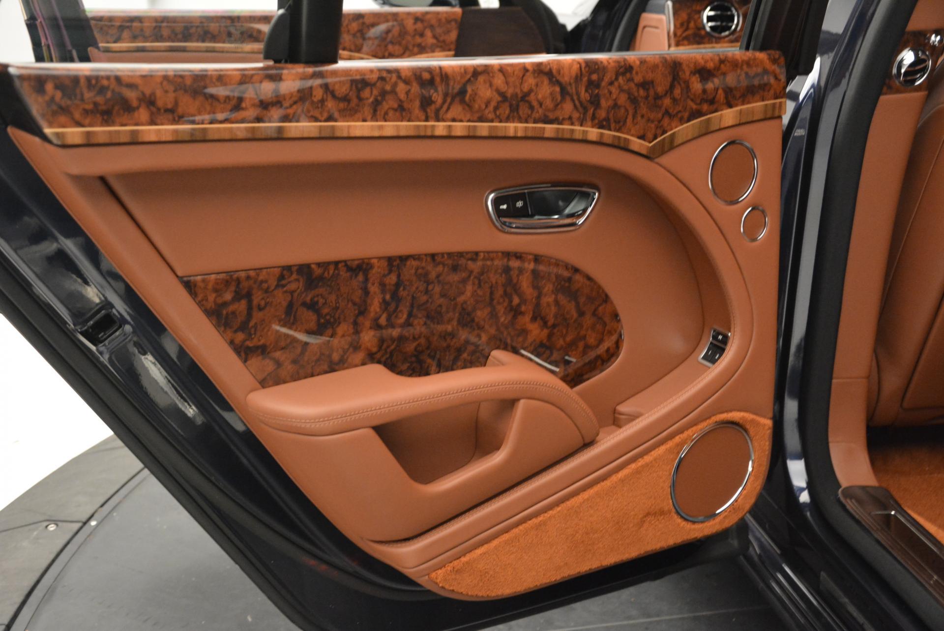 Used 2016 Bentley Mulsanne Speed For Sale In Westport, CT 31_p19