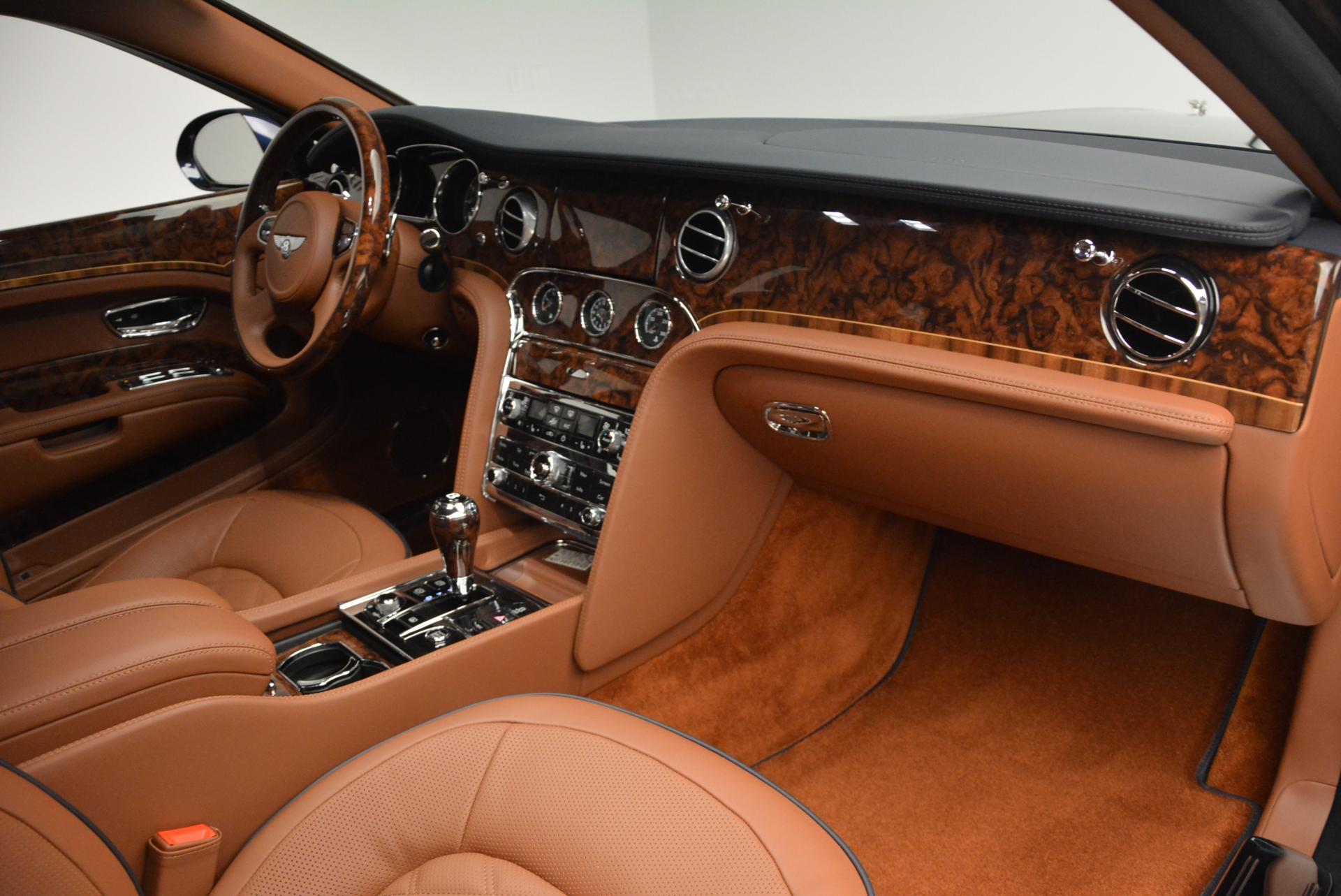 Used 2016 Bentley Mulsanne Speed For Sale In Westport, CT 31_p20