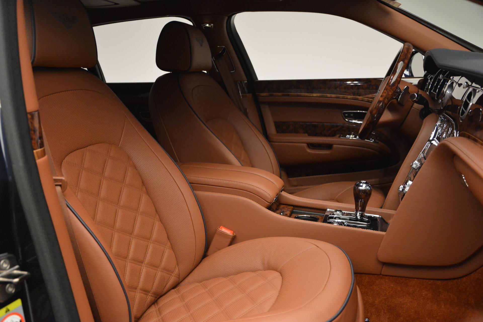 Used 2016 Bentley Mulsanne Speed For Sale In Westport, CT 31_p21