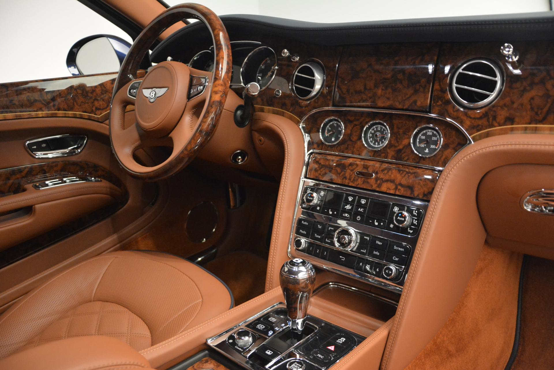 Used 2016 Bentley Mulsanne Speed For Sale In Westport, CT 31_p22