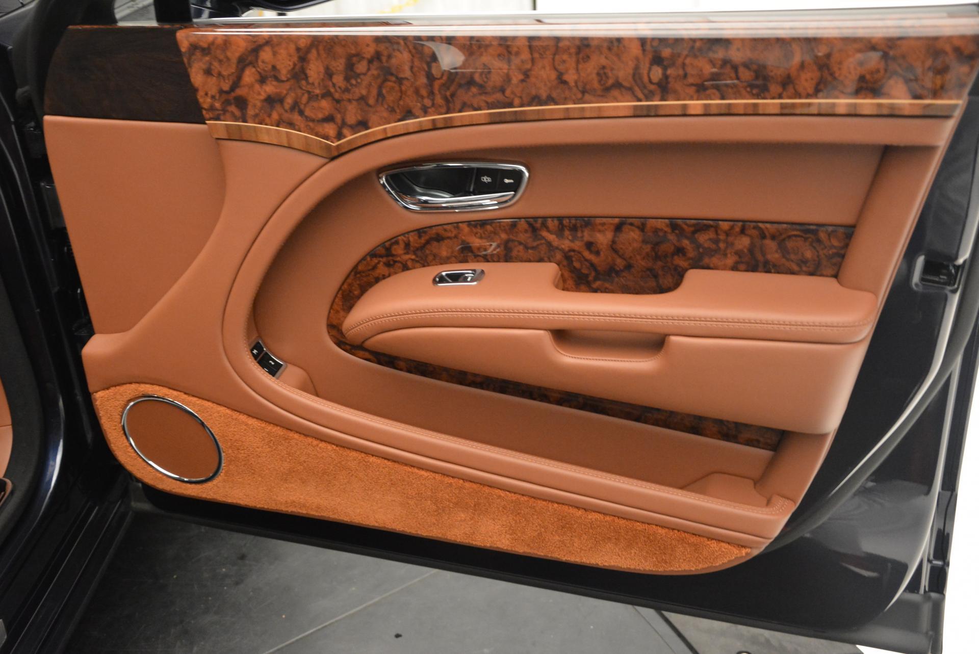 Used 2016 Bentley Mulsanne Speed For Sale In Westport, CT 31_p23