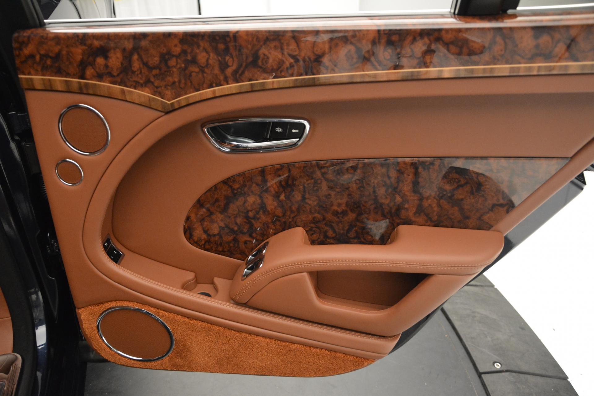 Used 2016 Bentley Mulsanne Speed For Sale In Westport, CT 31_p27