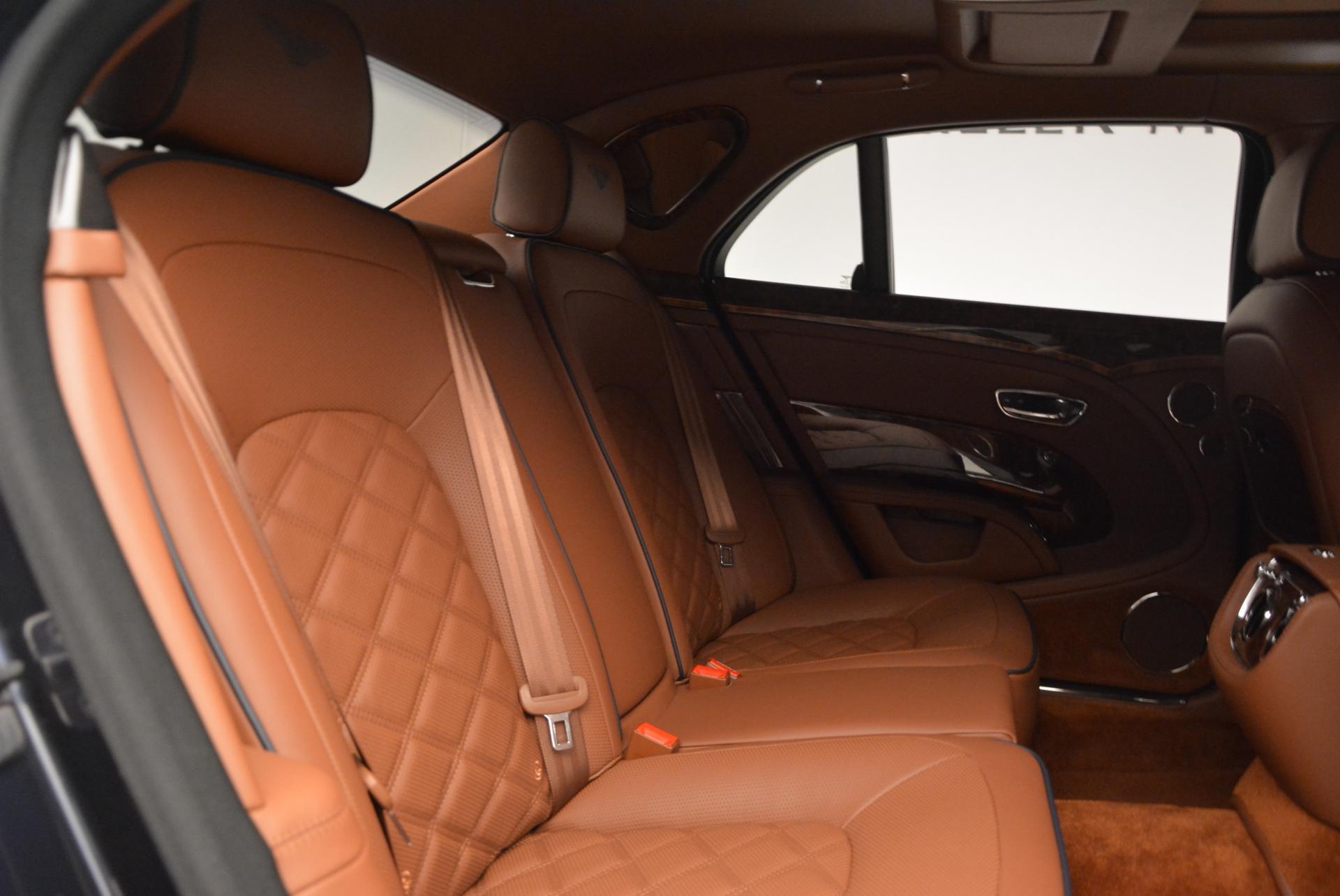 Used 2016 Bentley Mulsanne Speed For Sale In Westport, CT 31_p28