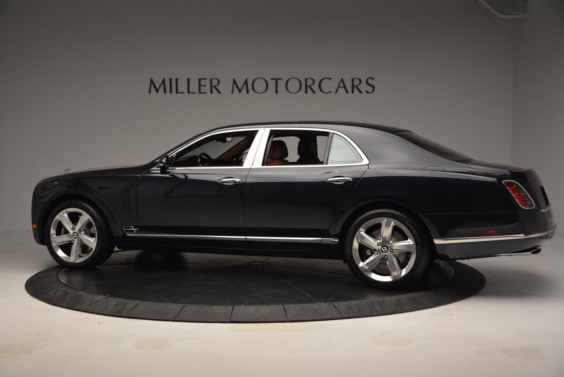 Used 2016 Bentley Mulsanne Speed For Sale In Westport, CT 31_p4