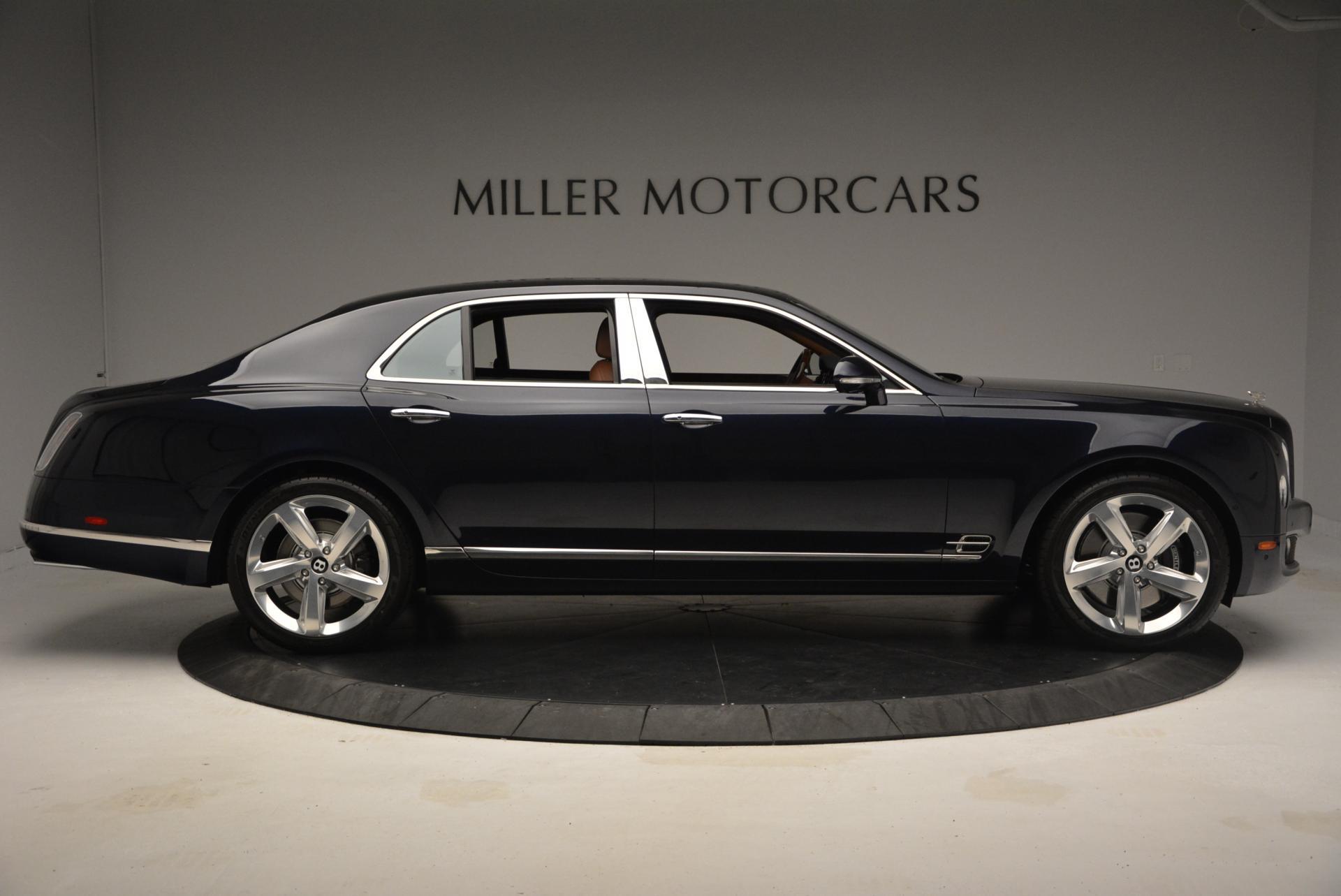 Used 2016 Bentley Mulsanne Speed For Sale In Westport, CT 31_p9