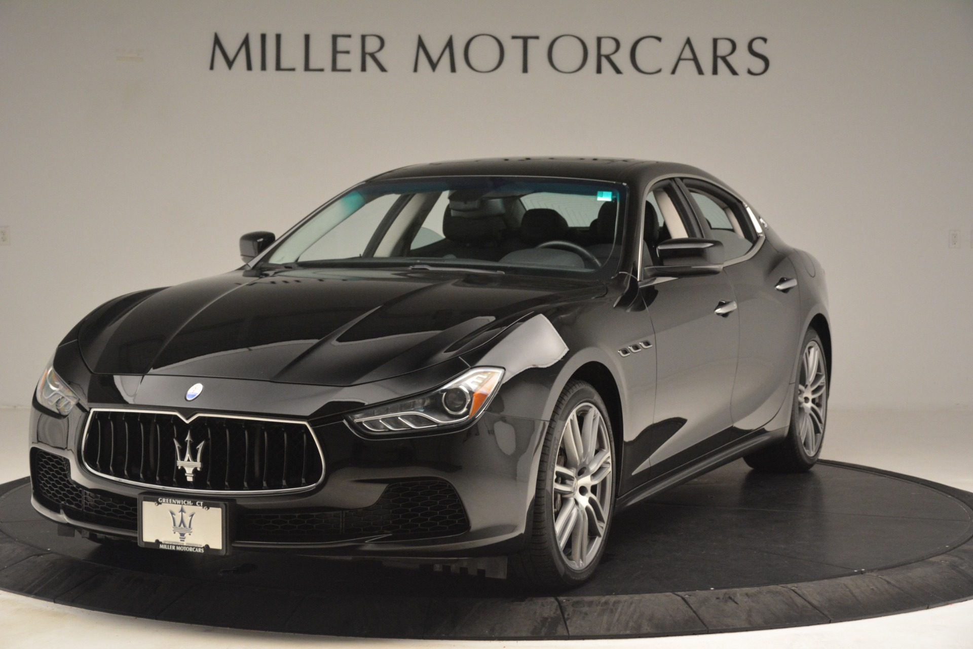 Used 2015 Maserati Ghibli S Q4 For Sale In Westport, CT 3102_main