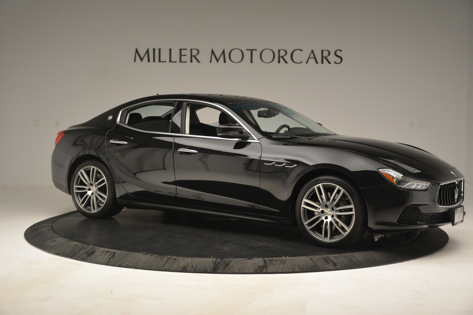 Used 2015 Maserati Ghibli S Q4 For Sale In Westport, CT 3102_p10