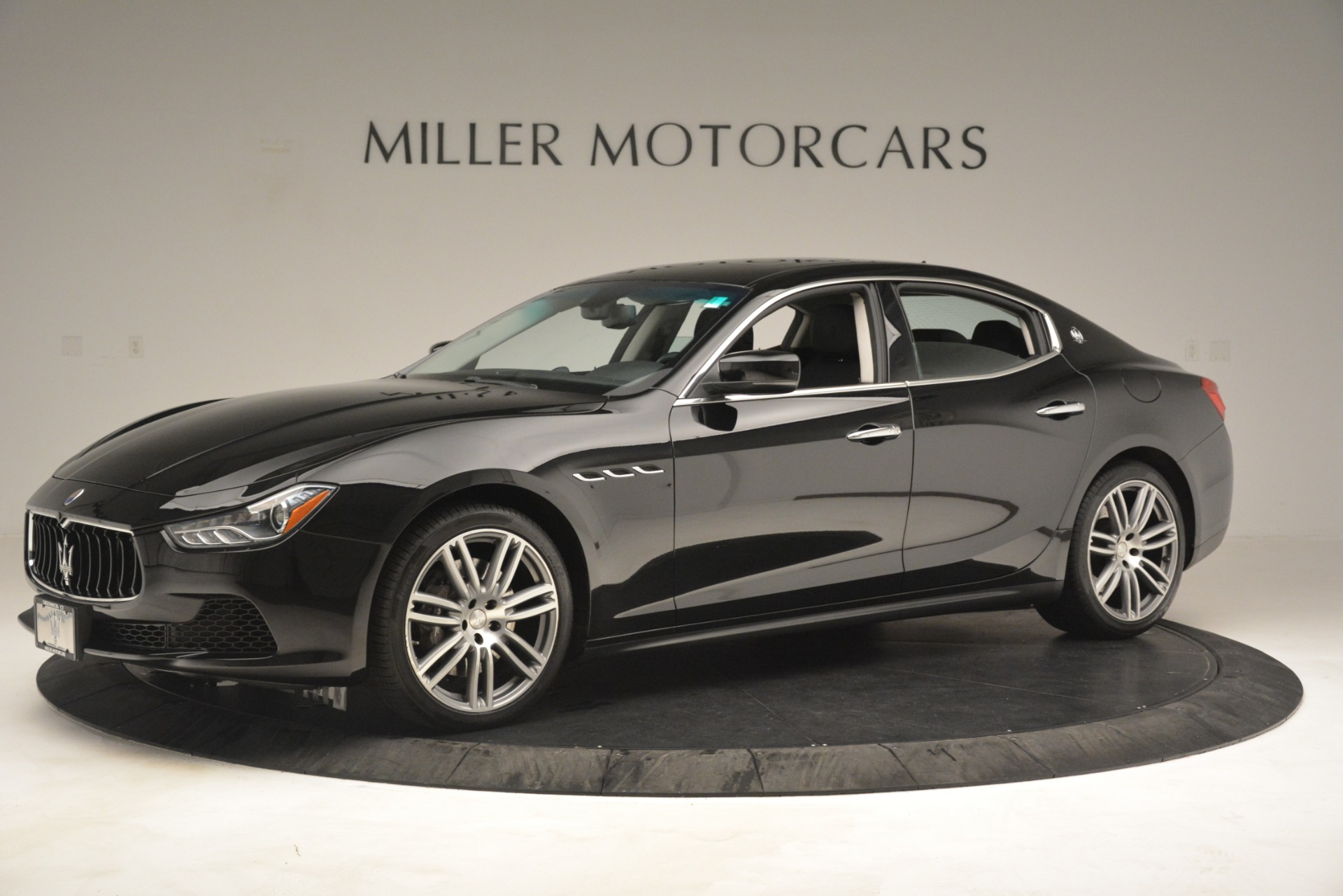 Used 2015 Maserati Ghibli S Q4 For Sale In Westport, CT 3102_p2