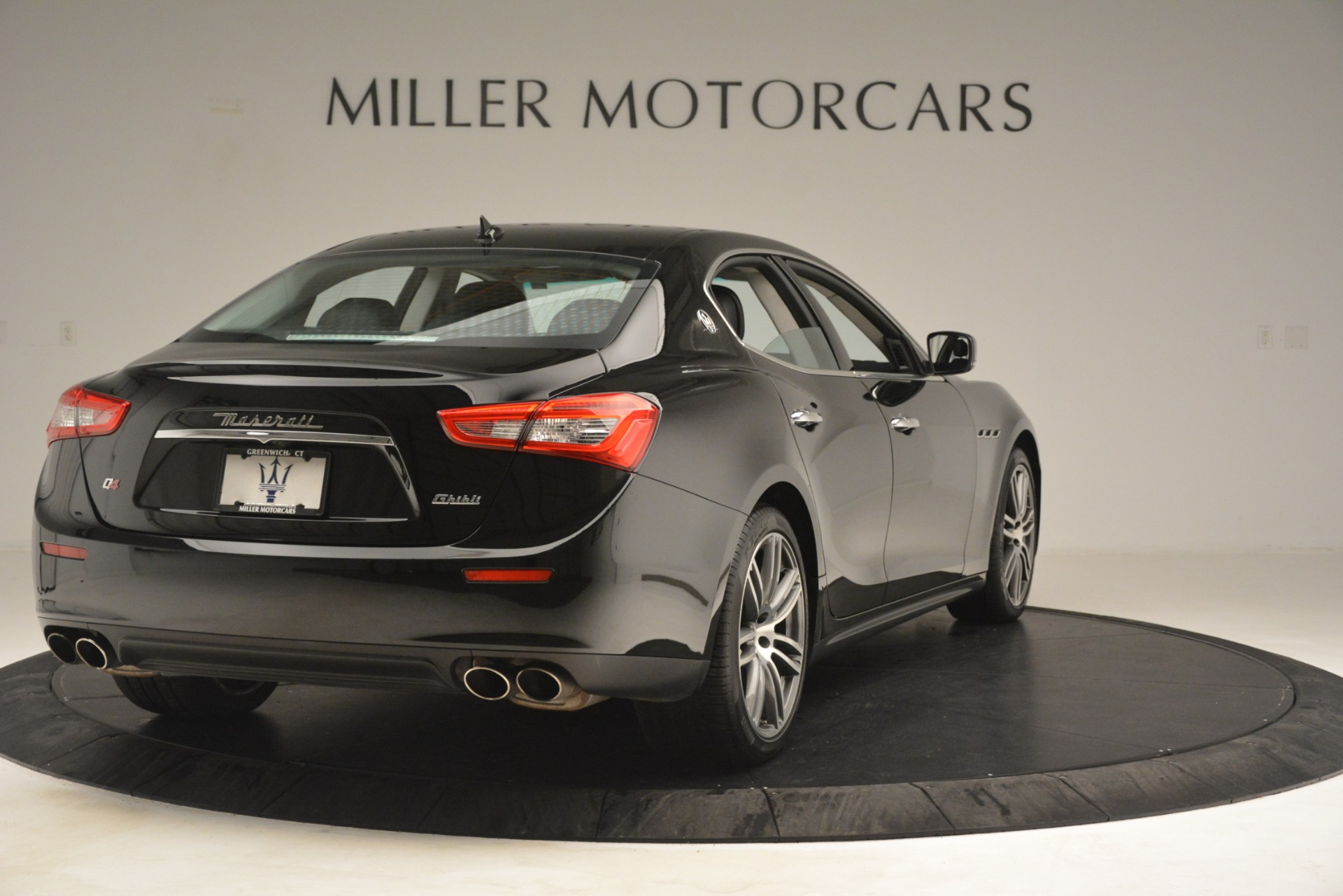 Used 2015 Maserati Ghibli S Q4 For Sale In Westport, CT 3102_p7