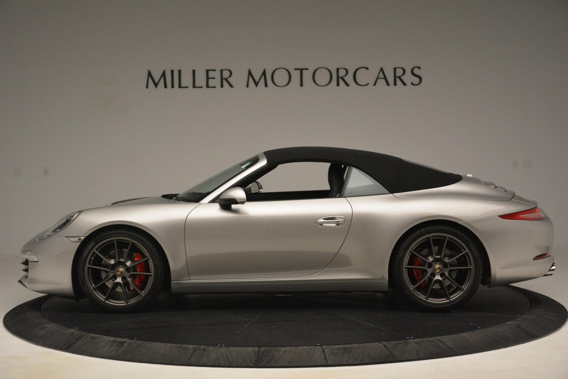 Used 2013 Porsche 911 Carrera S For Sale In Westport, CT 3107_p15