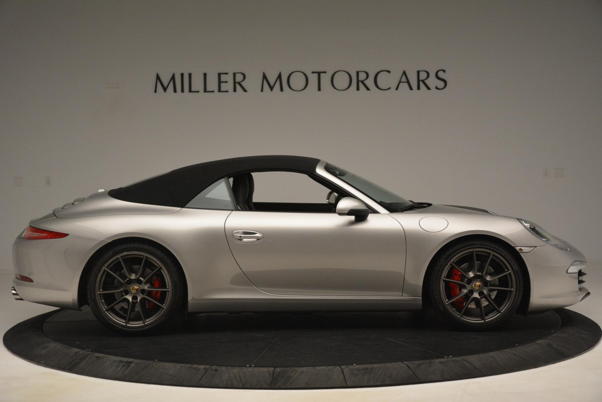 Used 2013 Porsche 911 Carrera S For Sale In Westport, CT 3107_p18
