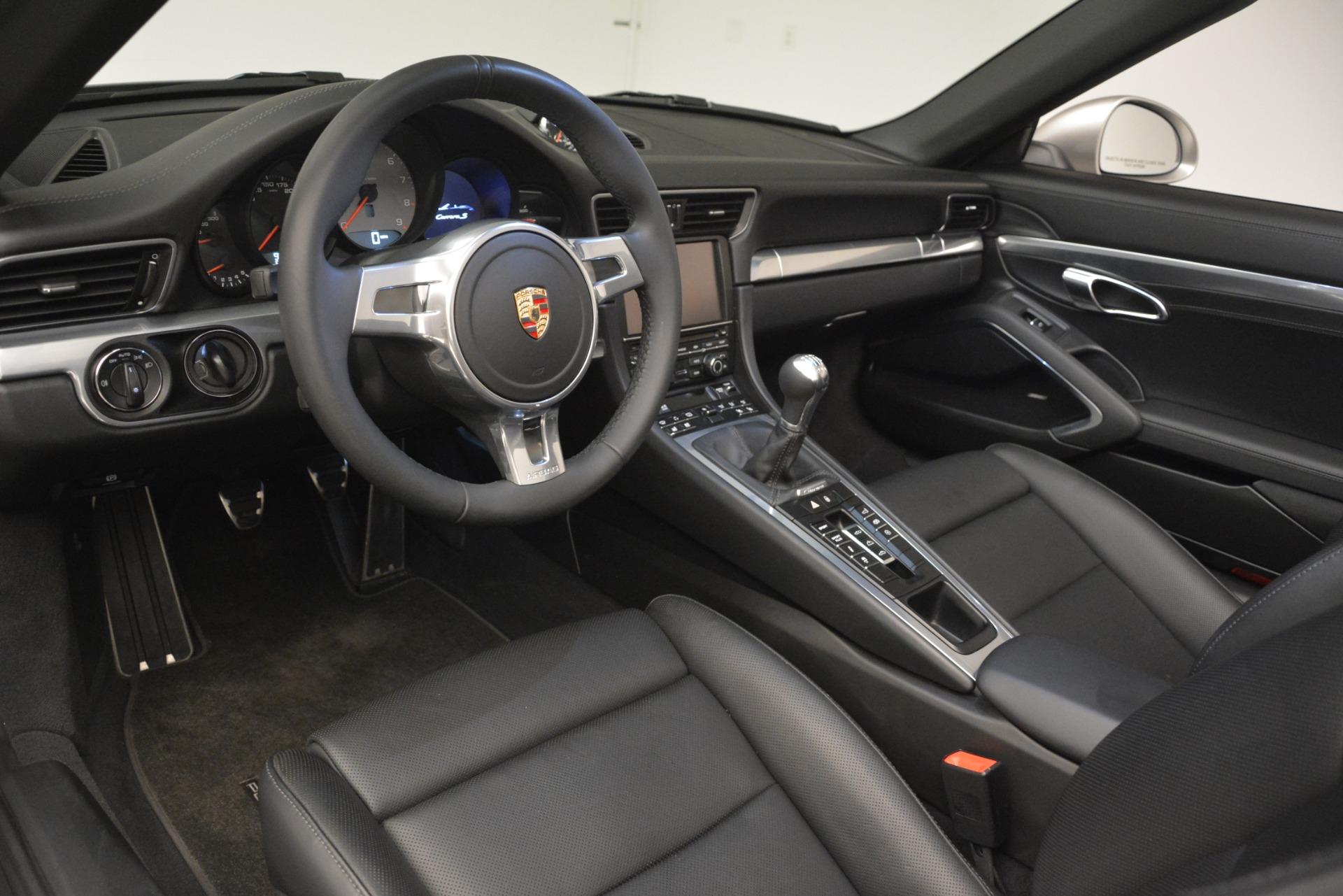 Used 2013 Porsche 911 Carrera S For Sale In Westport, CT 3107_p19