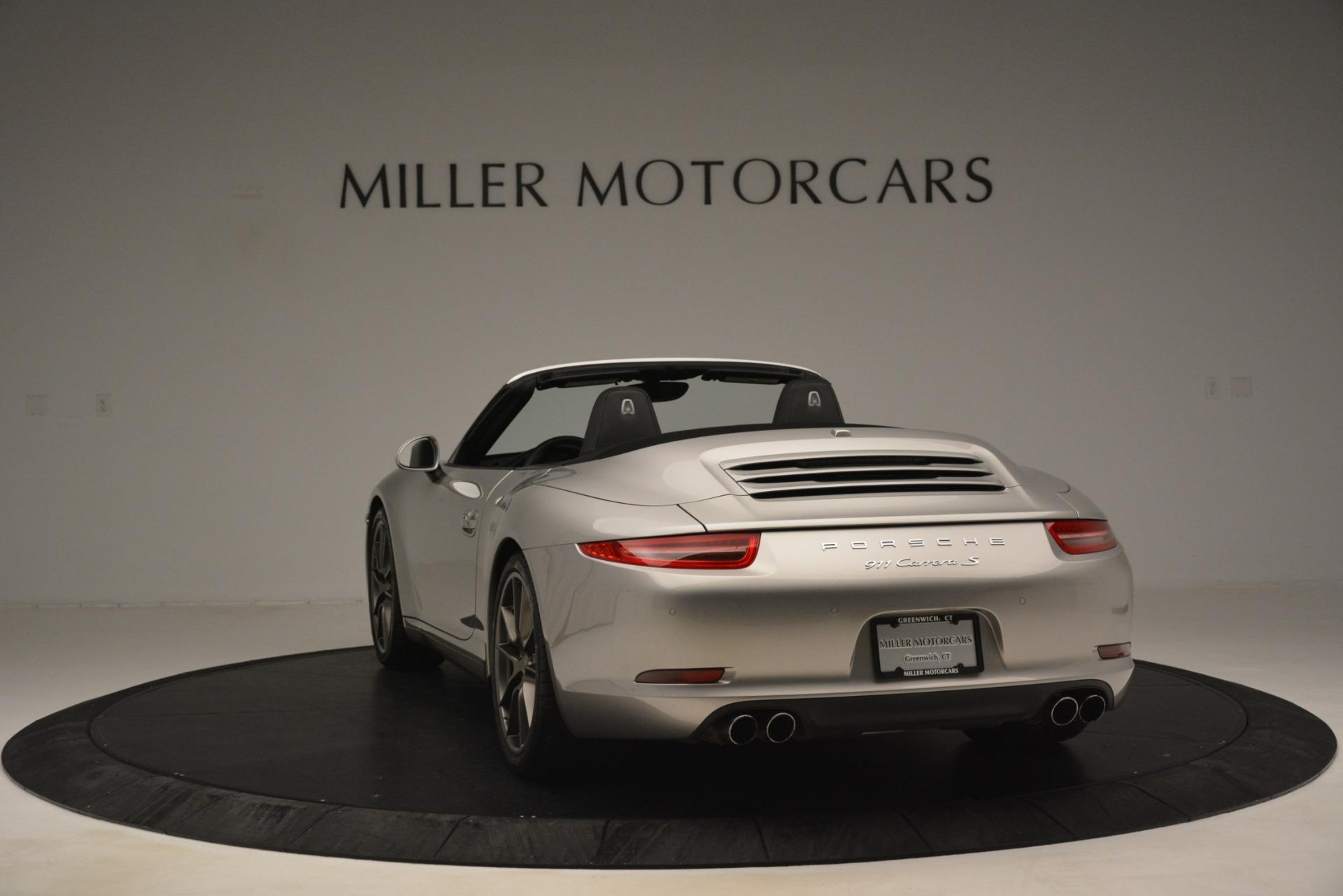 Used 2013 Porsche 911 Carrera S For Sale In Westport, CT 3107_p5